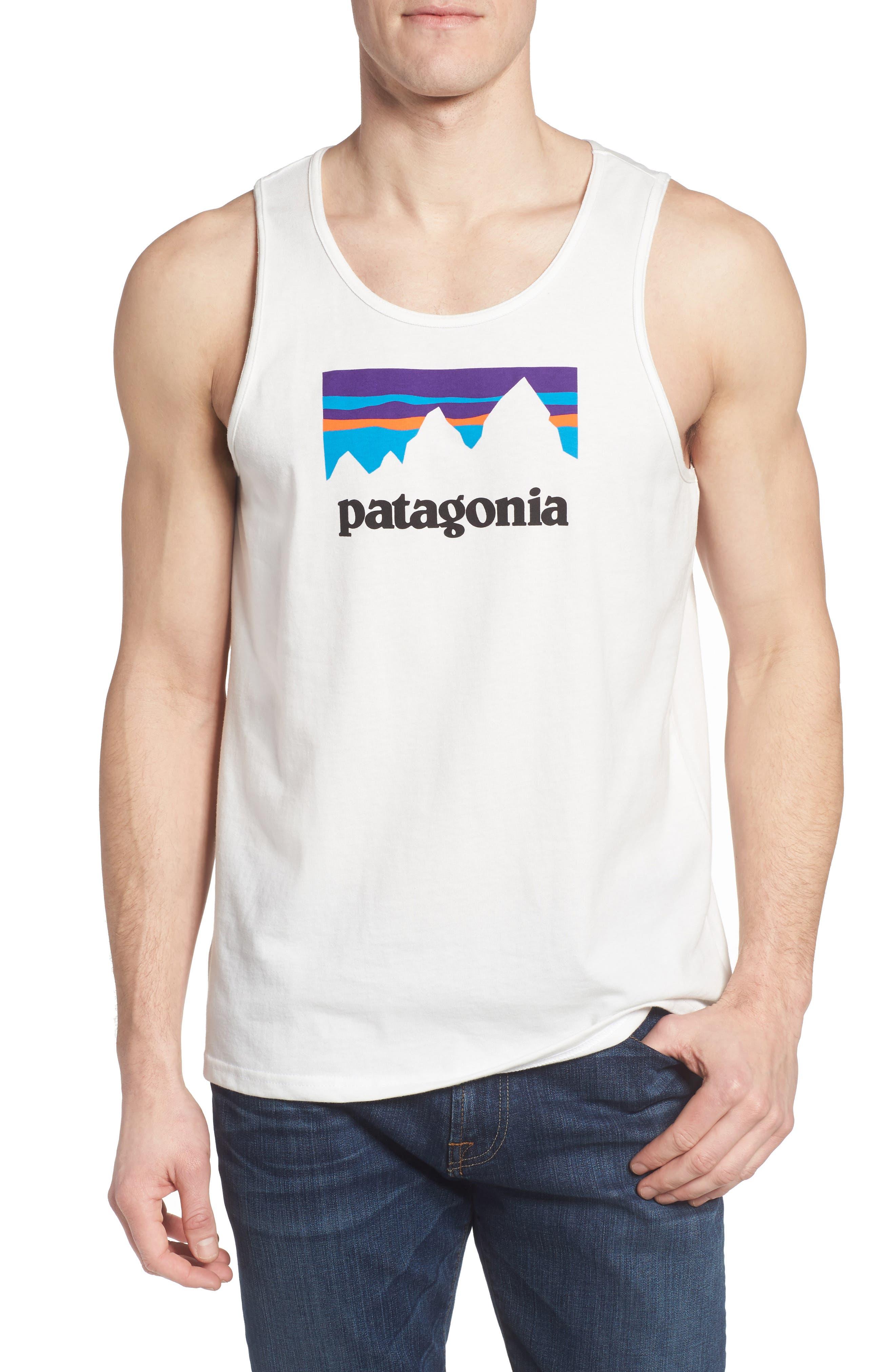 Patagonia Shop Sticker Regular Fit Tank
