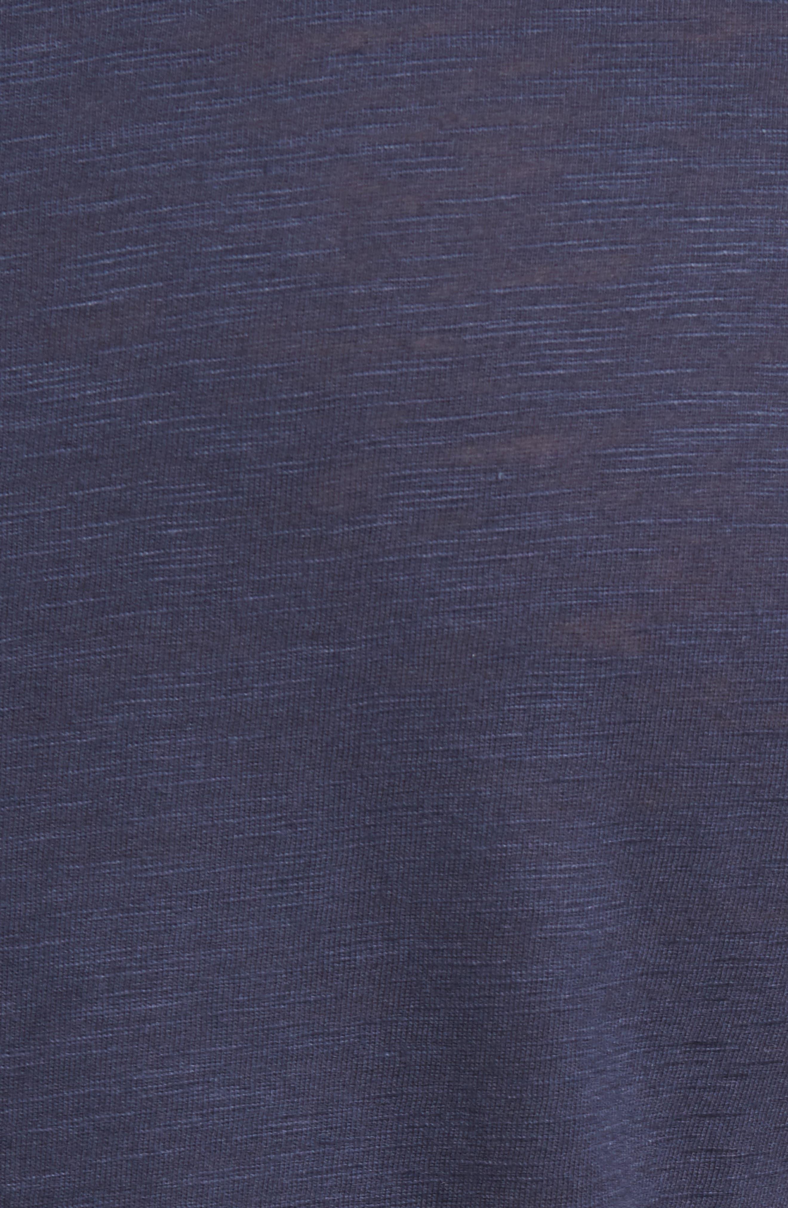 Alternate Image 5  - Ted Baker London Apel Print Pocket T-Shirt