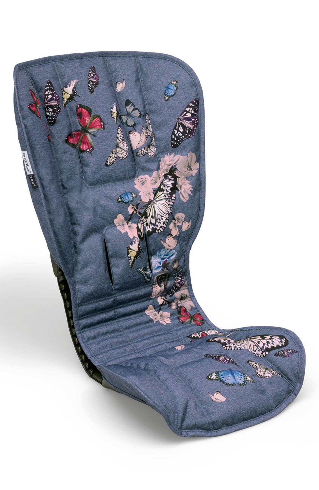 Bee5 Stroller Seat Fabric,                         Main,                         color, Botanic