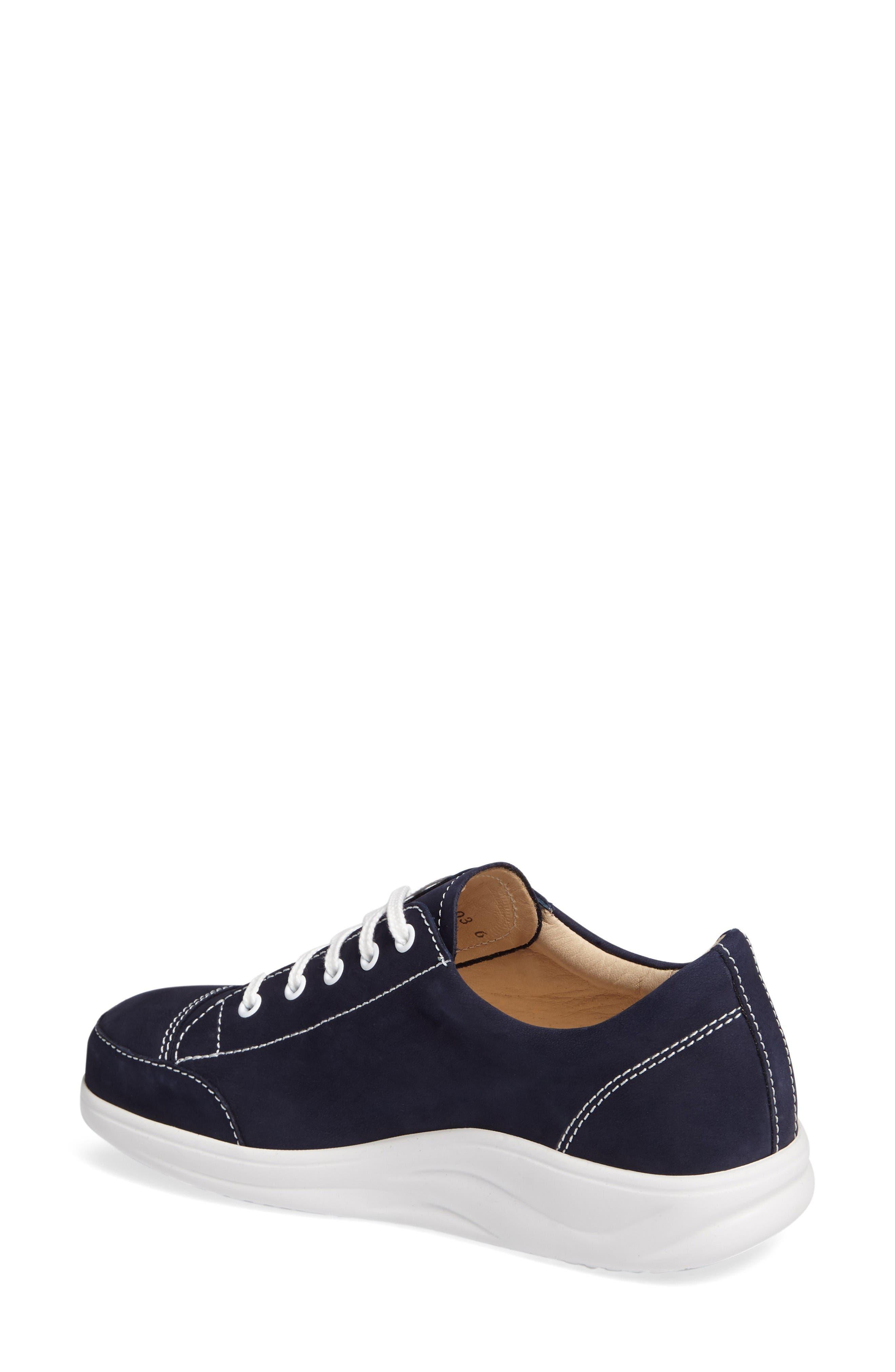 FINNAMIC by Finn Comfort 'Ikebukuro' Walking Shoe,                             Alternate thumbnail 2, color,                             Atlantic Leather