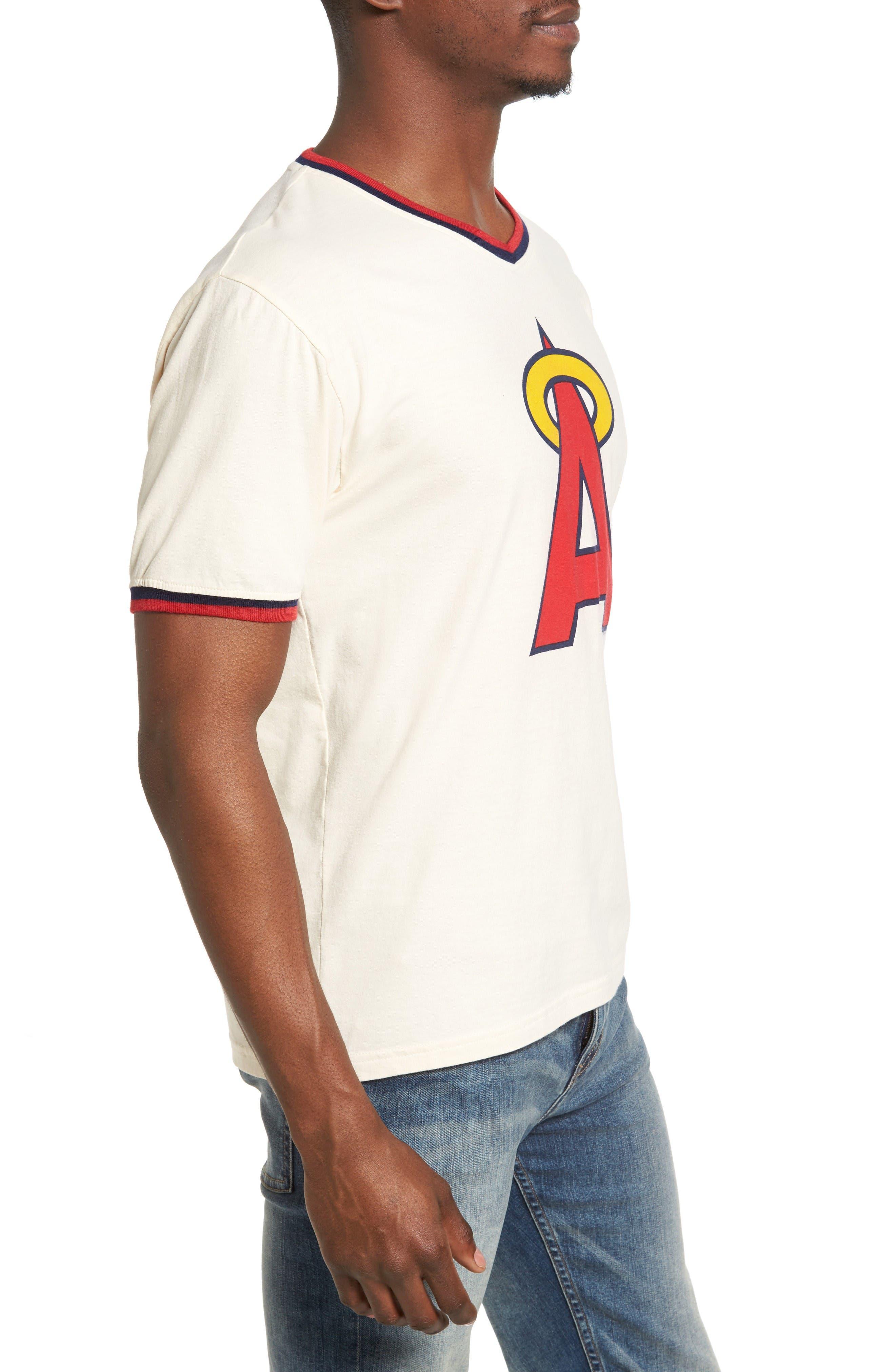Alternate Image 3  - American Needle Eastwood Los Angeles Angels of Anaheim T-Shirt
