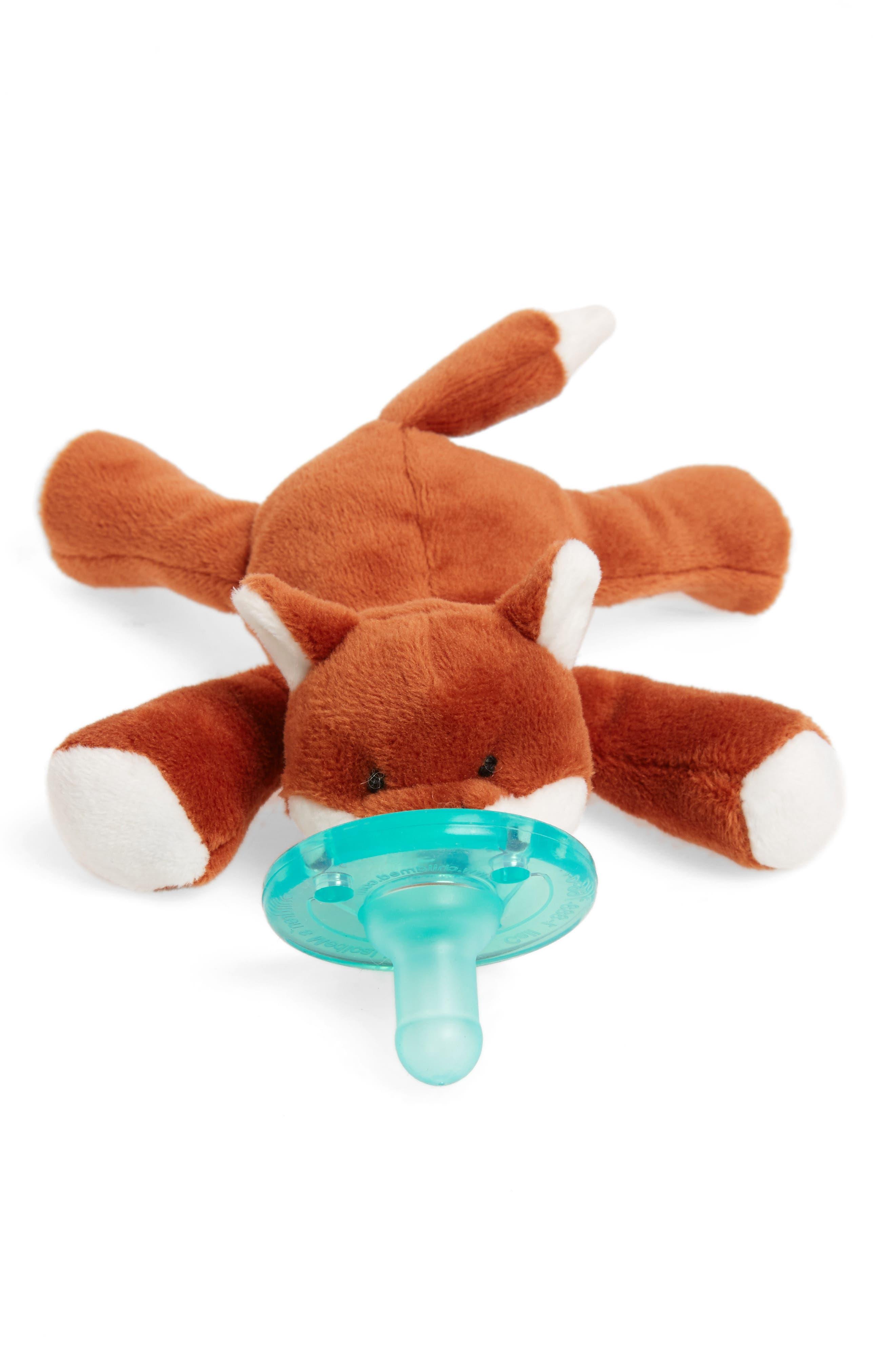 WubbaNub™ Fox Pacifier Toy
