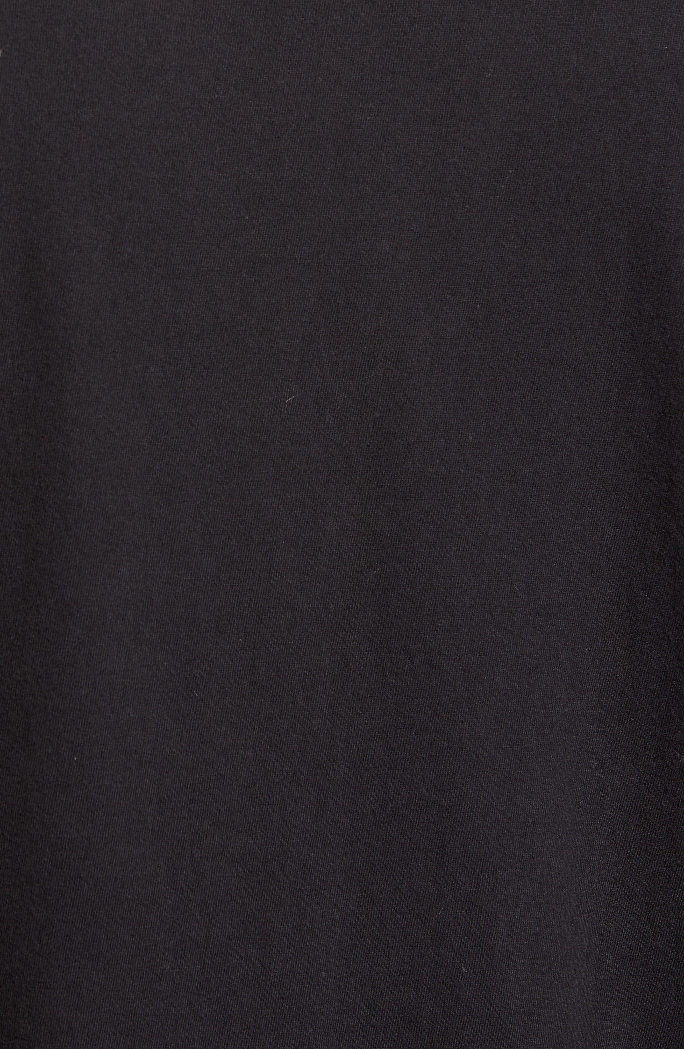 Eastwood Baltimore Orioles T-Shirt,                             Alternate thumbnail 5, color,                             Black