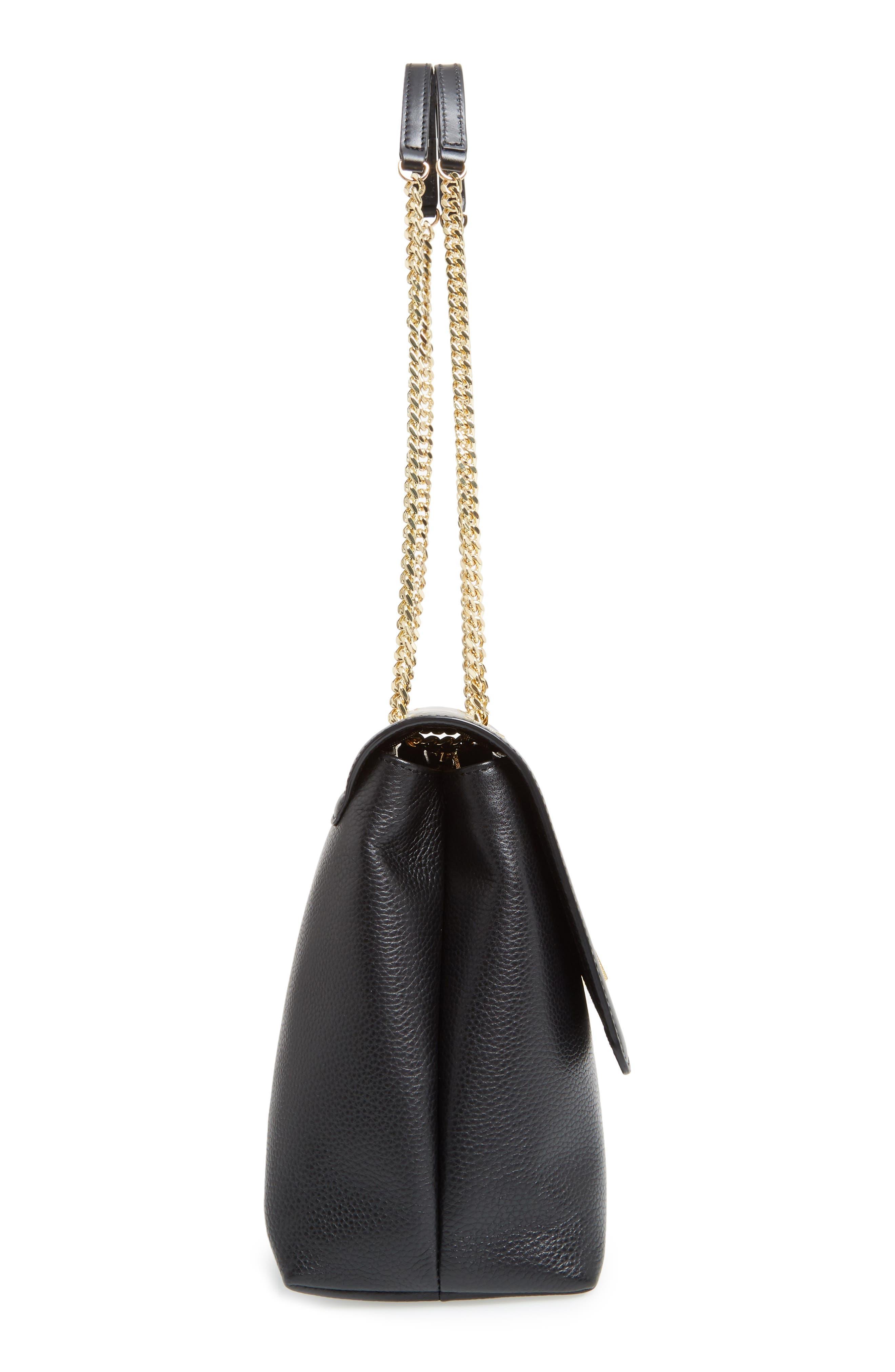 Alternate Image 4  - Ted Baker London Leather Shoulder Bag