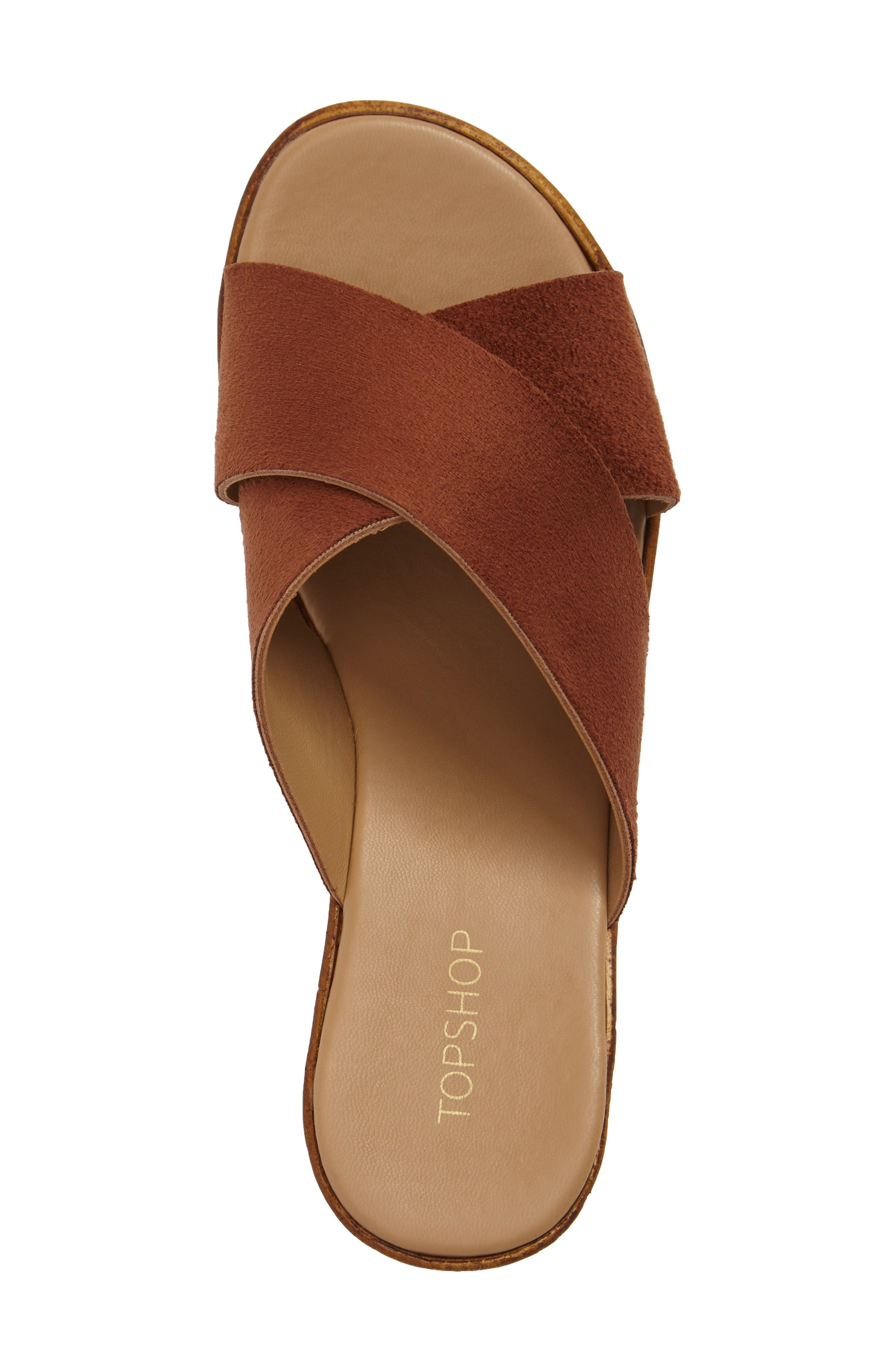 Alternate Image 3  - Topshop Dixy Clog Sandal (Women)