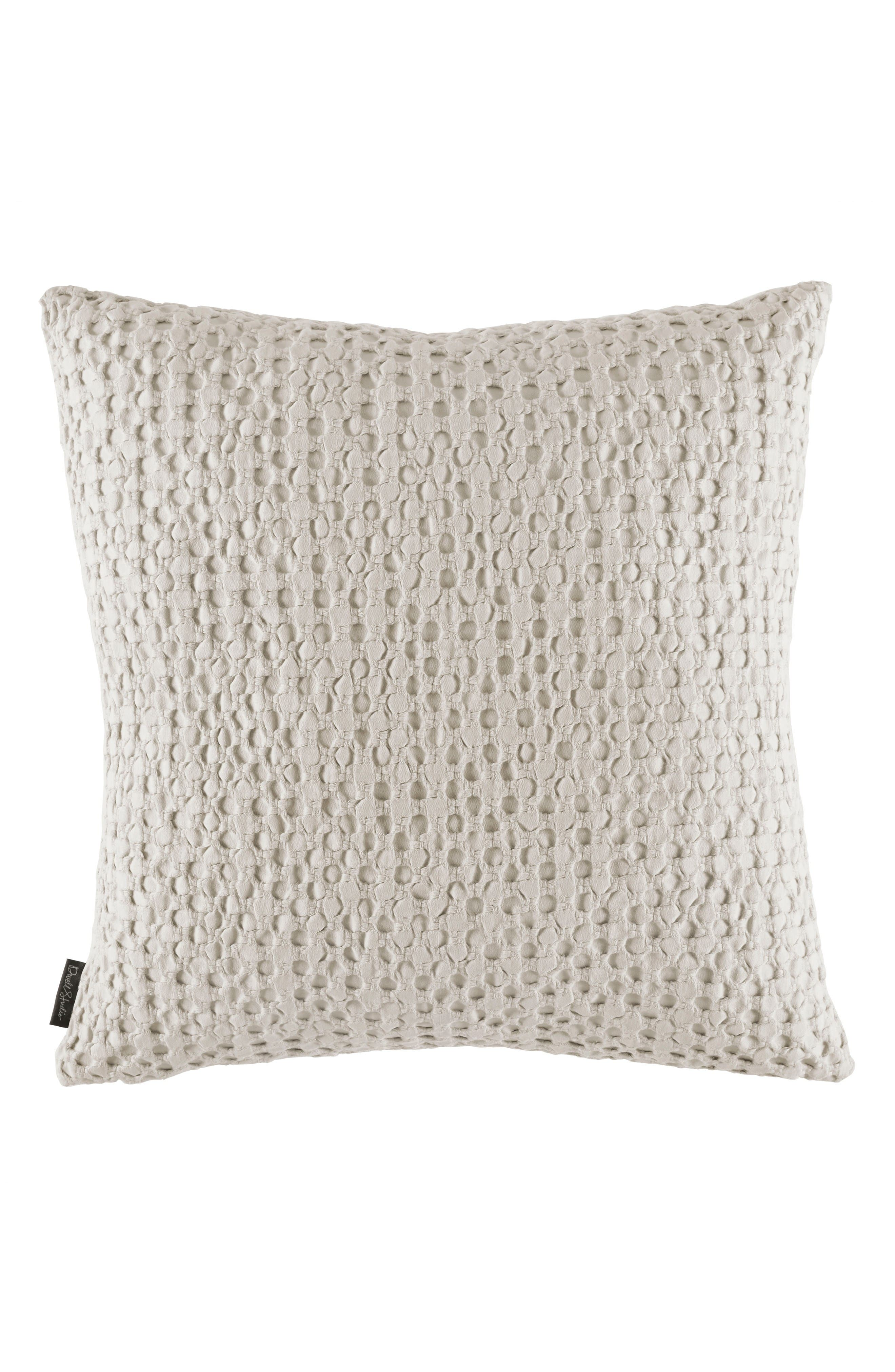 Thayer Accent Pillow,                         Main,                         color, Pumice