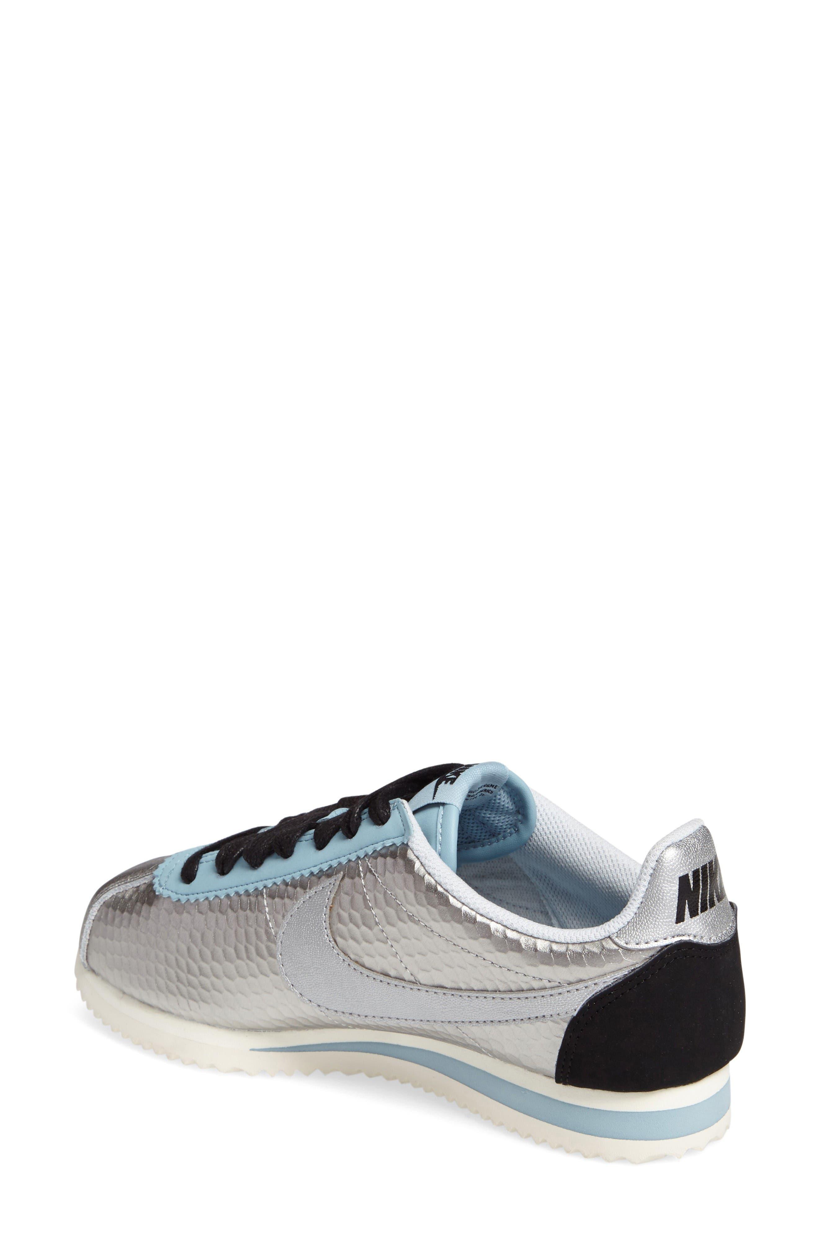 Alternate Image 2  - Nike Classic Cortez Sneaker (Women)