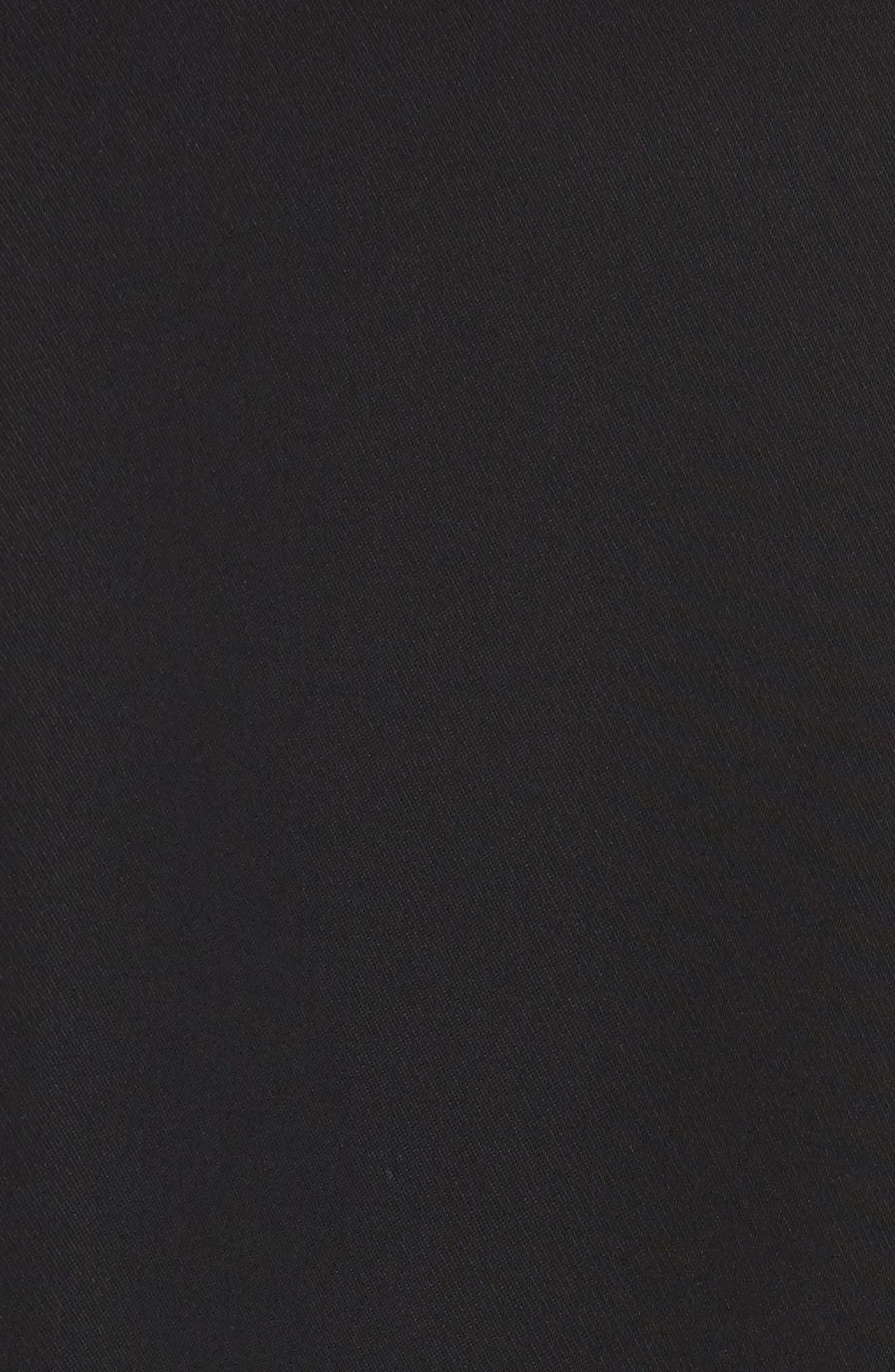 Alternate Image 7  - Pleione Ruffled High/Low Shift Dress (Regular & Petite)
