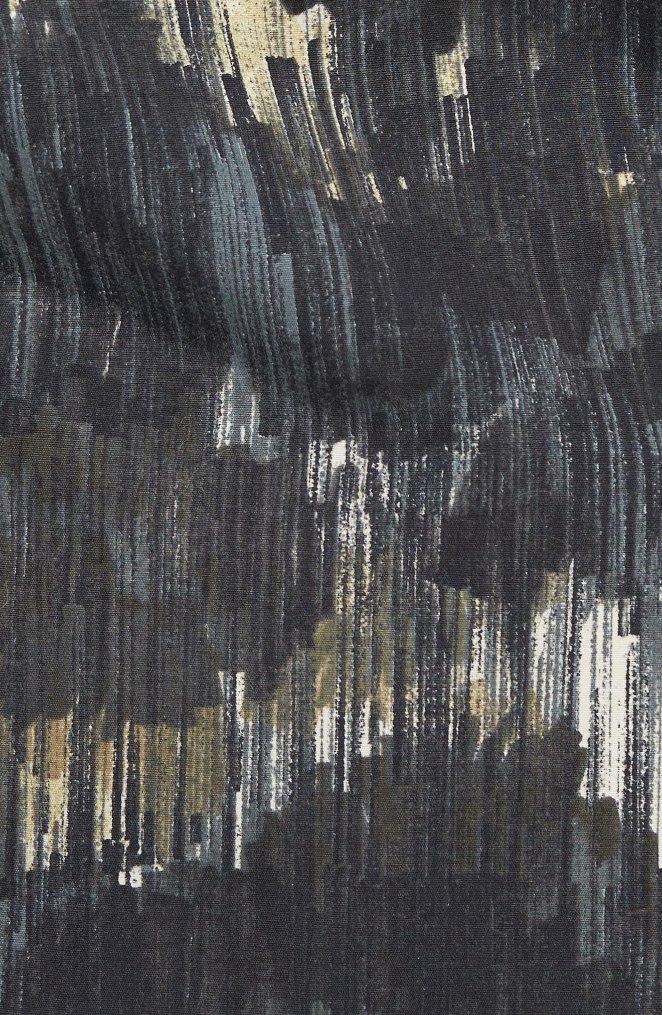 Redstone Hooded Jacket,                             Alternate thumbnail 5, color,                             Nocturne Print