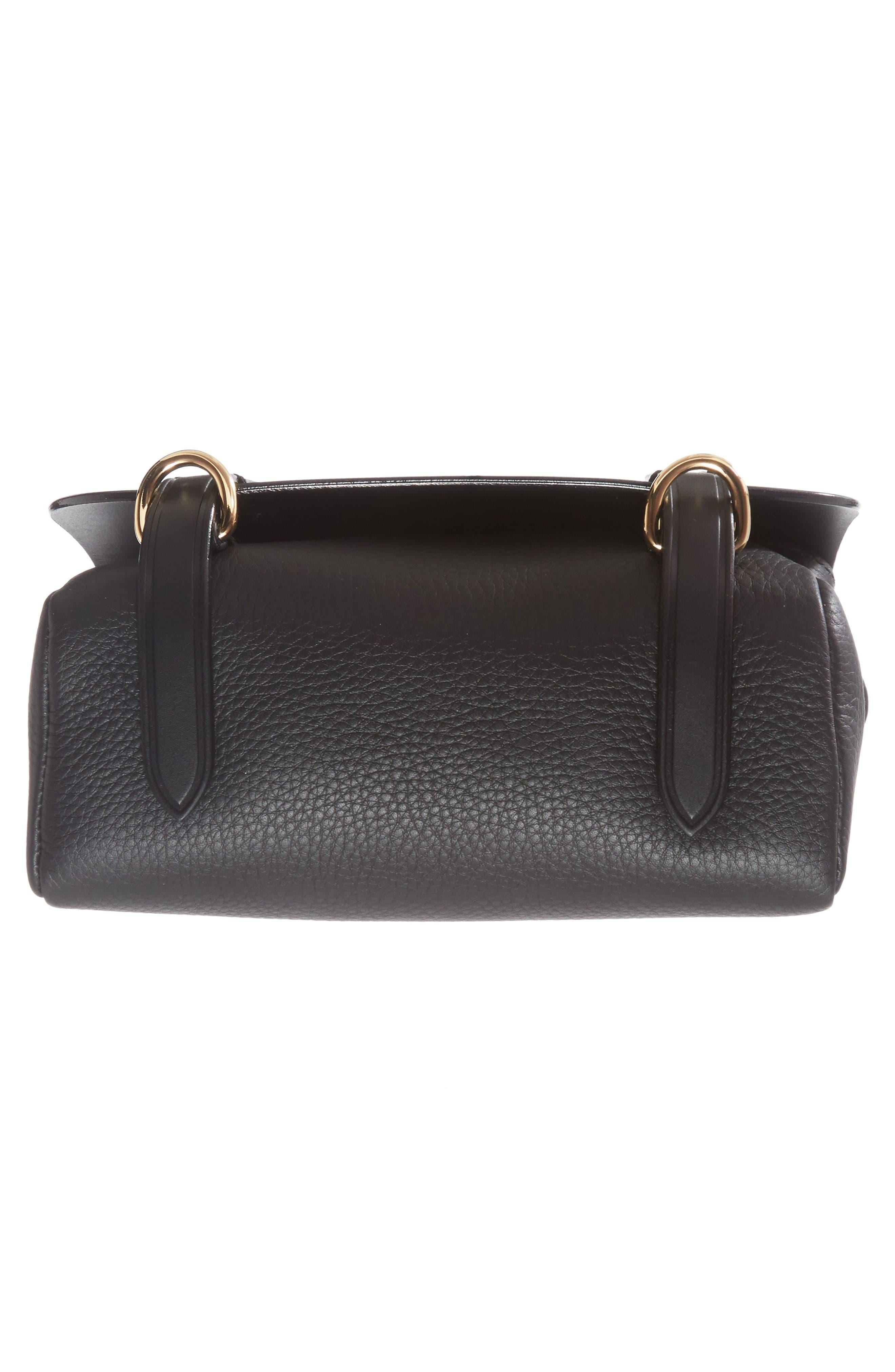Alternate Image 6  - Burberry Bridle Leather Shoulder Bag