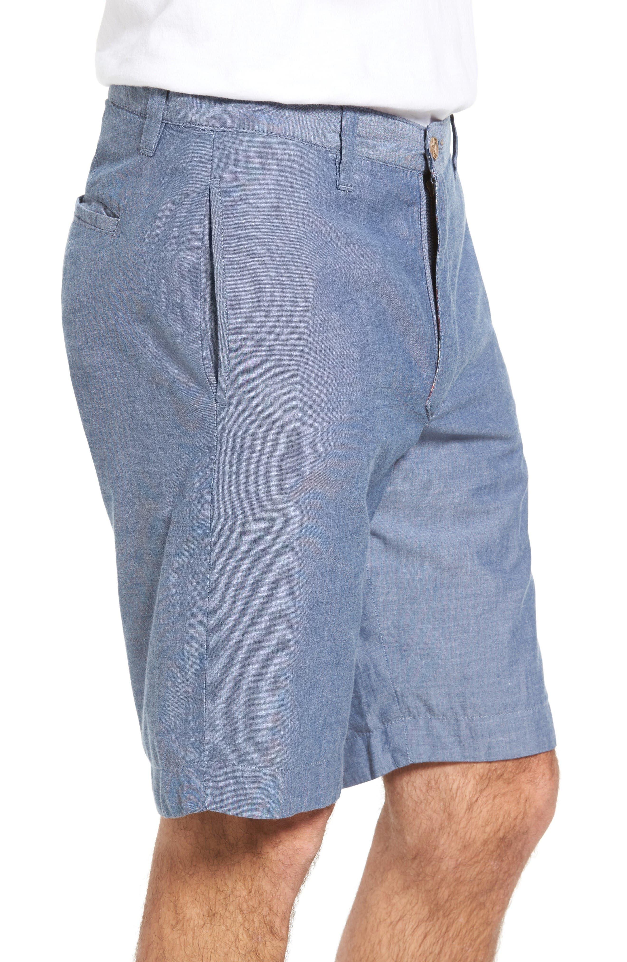 Alternate Image 3  - Tailor Vintage Reversible Walking Shorts