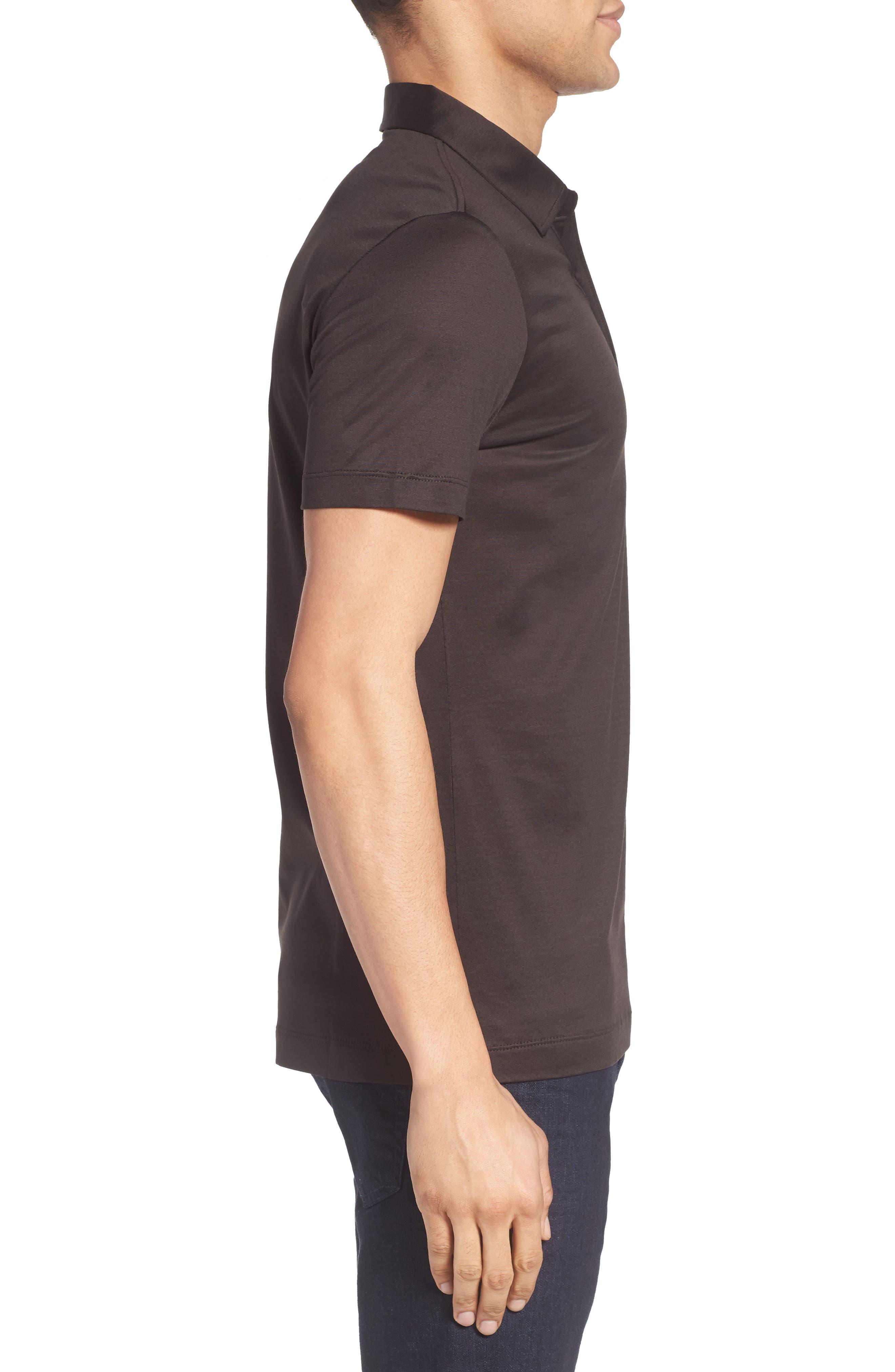 Alternate Image 3  - Pal Zileri Jersey Polo