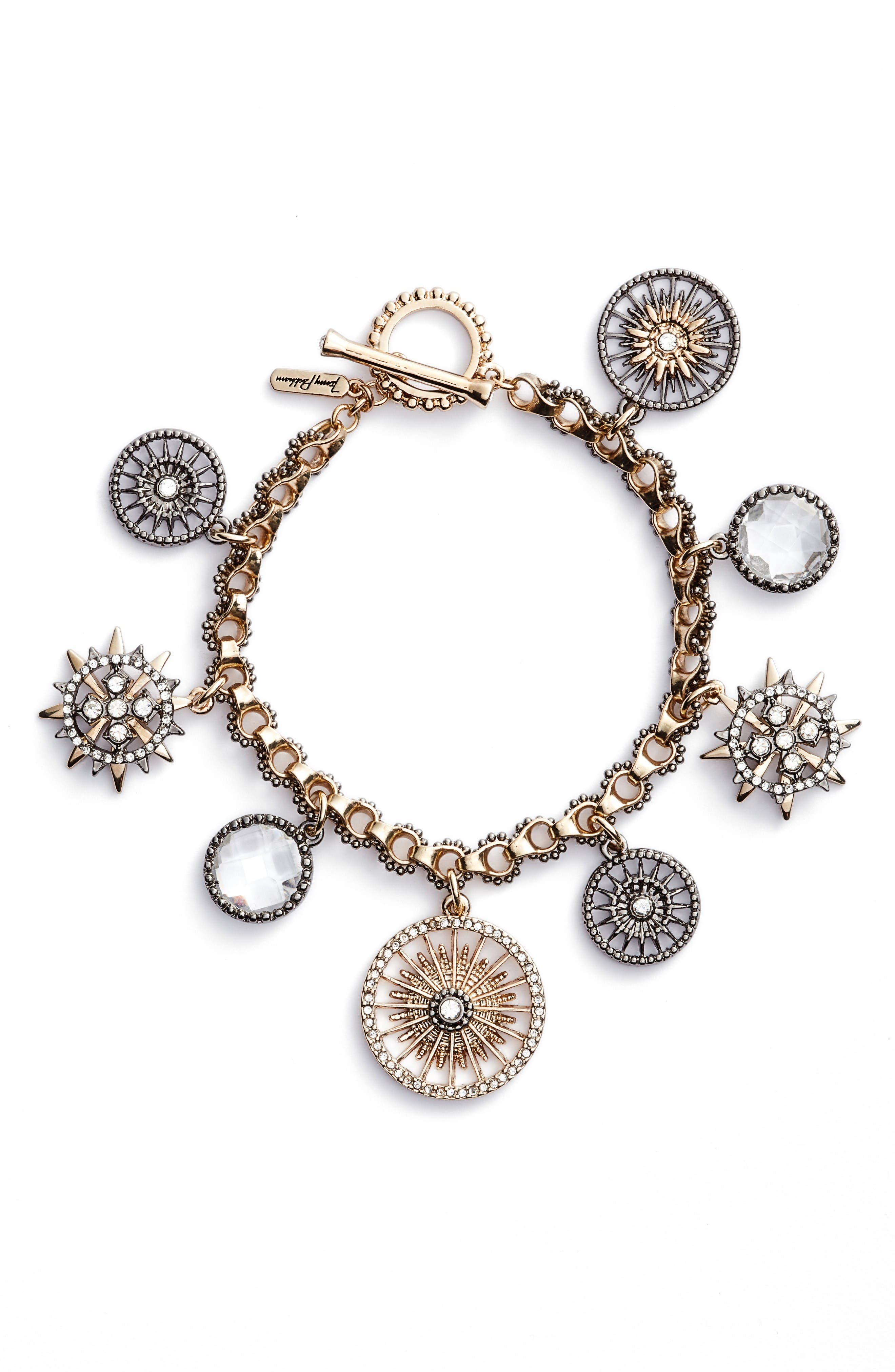 Jenny Packham Charm Bracelet