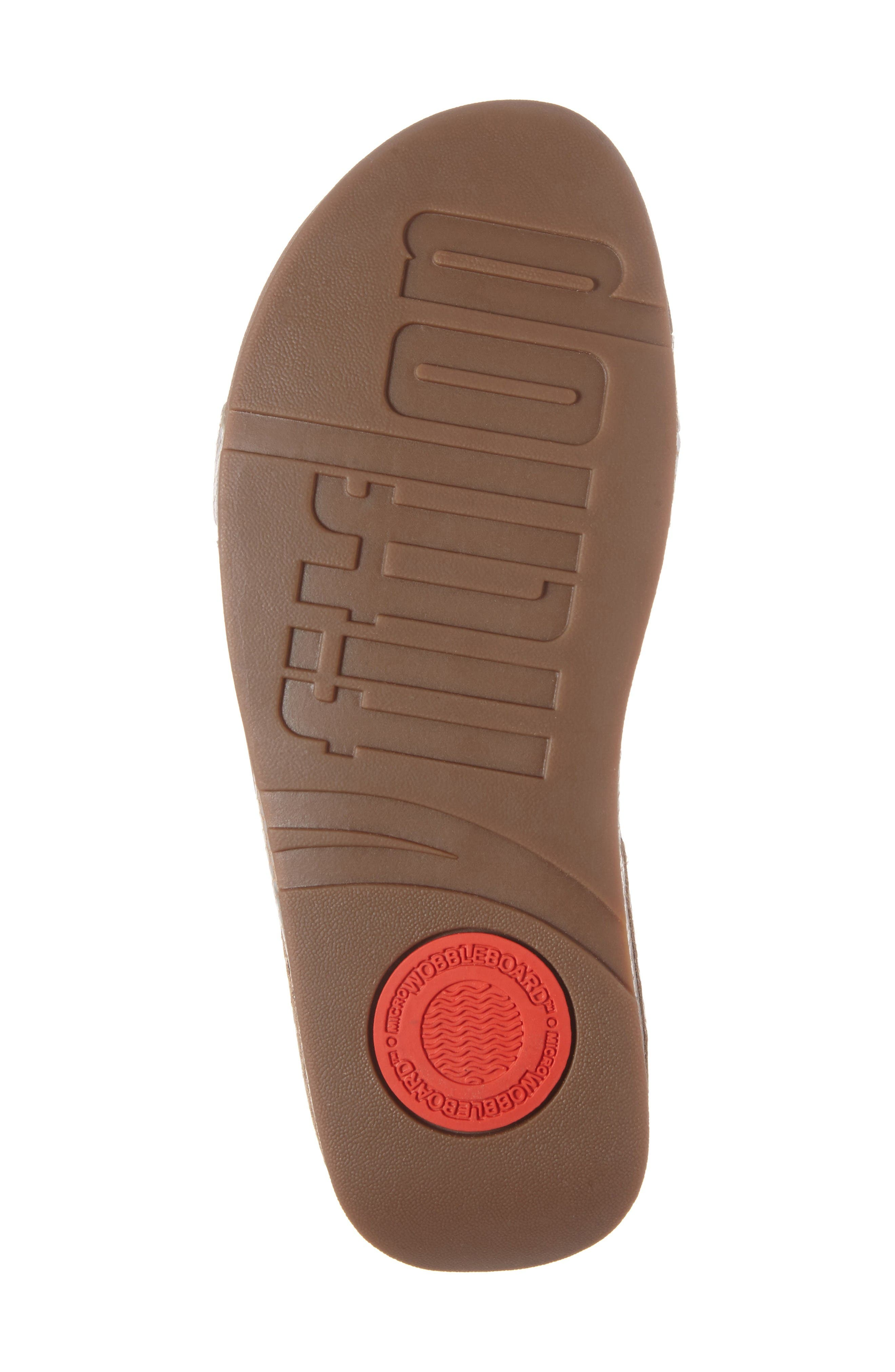 Alternate Image 6  - FitFlop The Skinny™ Z-Strap Sandal (Women)