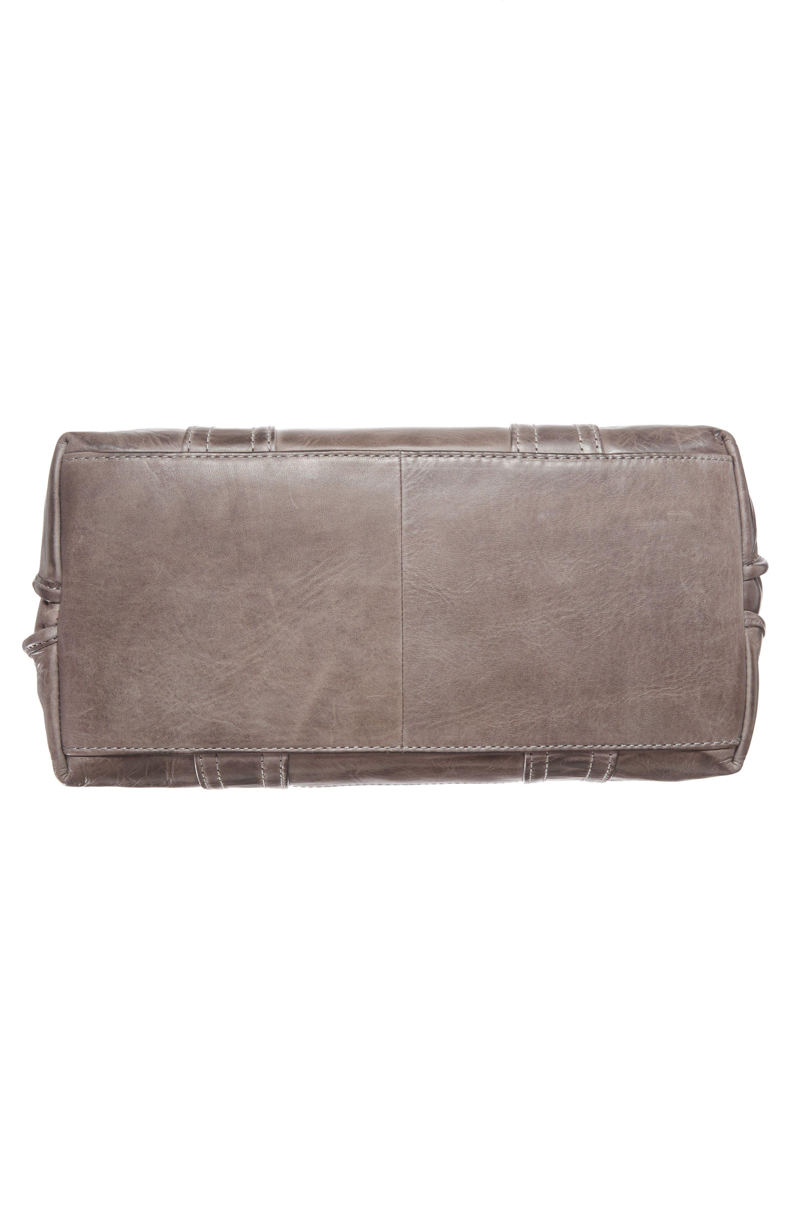 Alternate Image 5  - Frye 'Melissa' Domed Leather Satchel