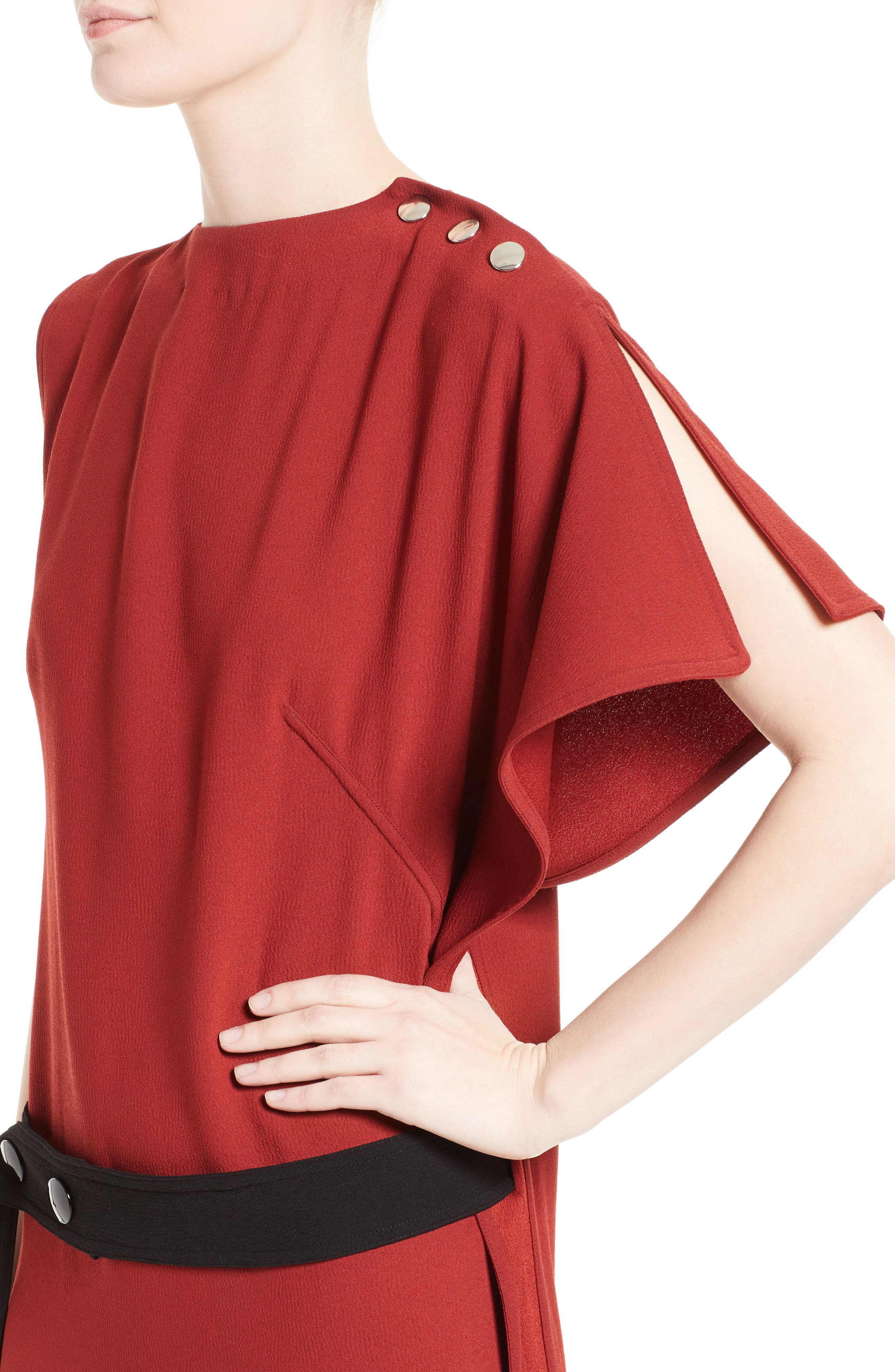 Alternate Image 5  - Marni Crepe Asymmetrical Dress