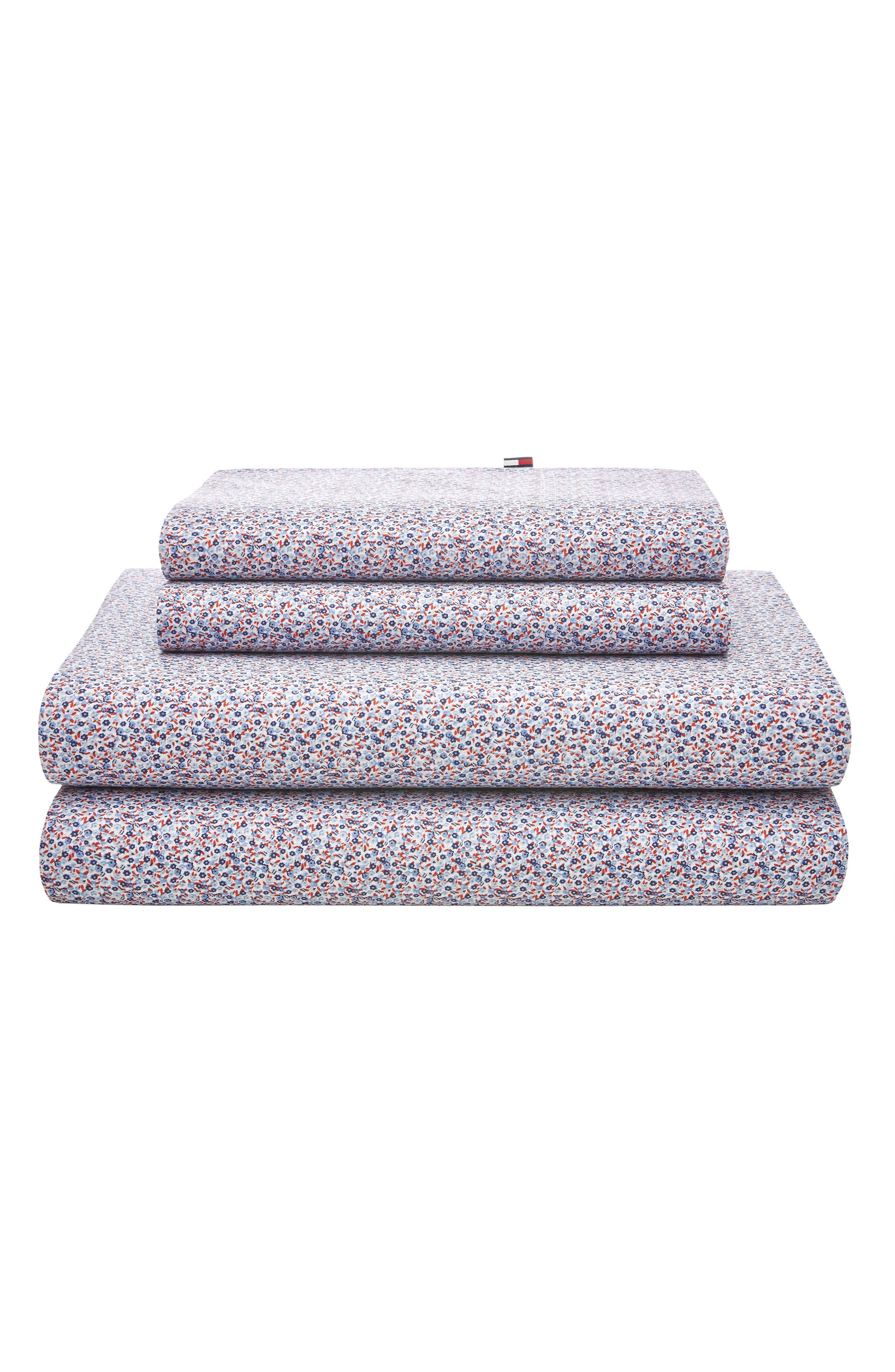 Tommy Hilfiger Garden Ditzy Sheet Set