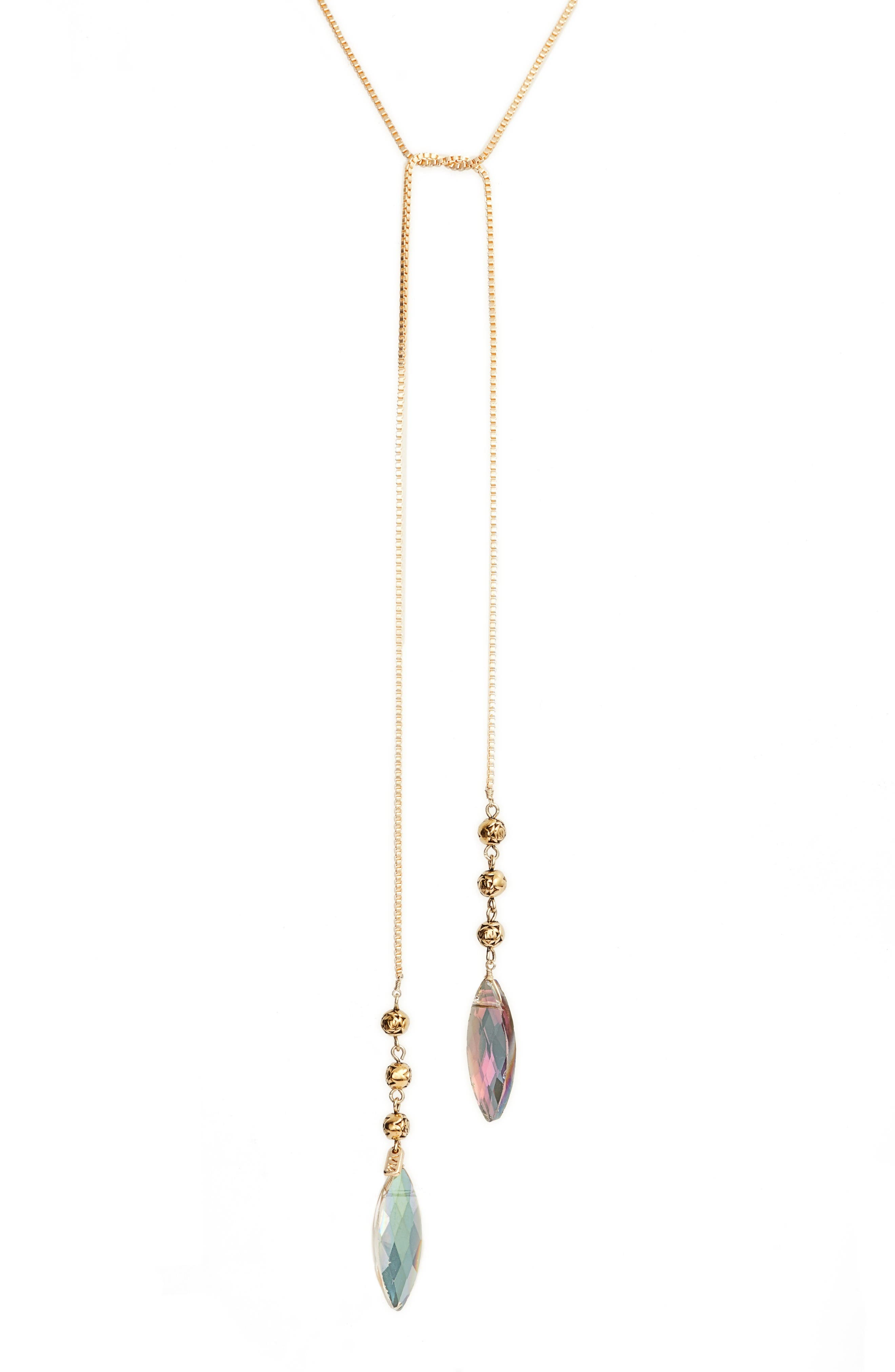 Alternate Image 2  - Vanessa Mooney Knoxville Bolo Wrap Necklace