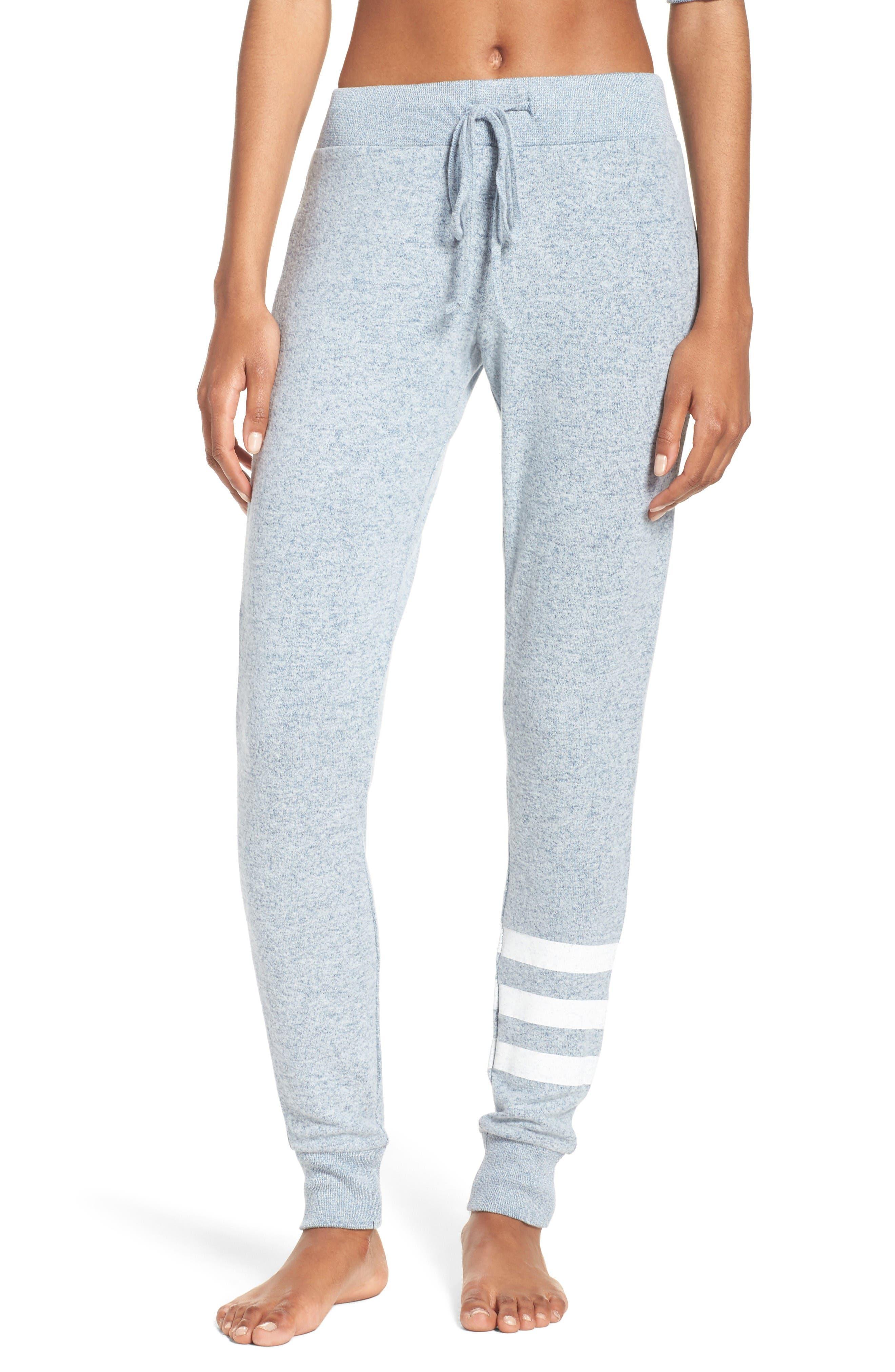 Alternate Image 1 Selected - Make + Model Dorm Brushed Hacci Jogger Pants