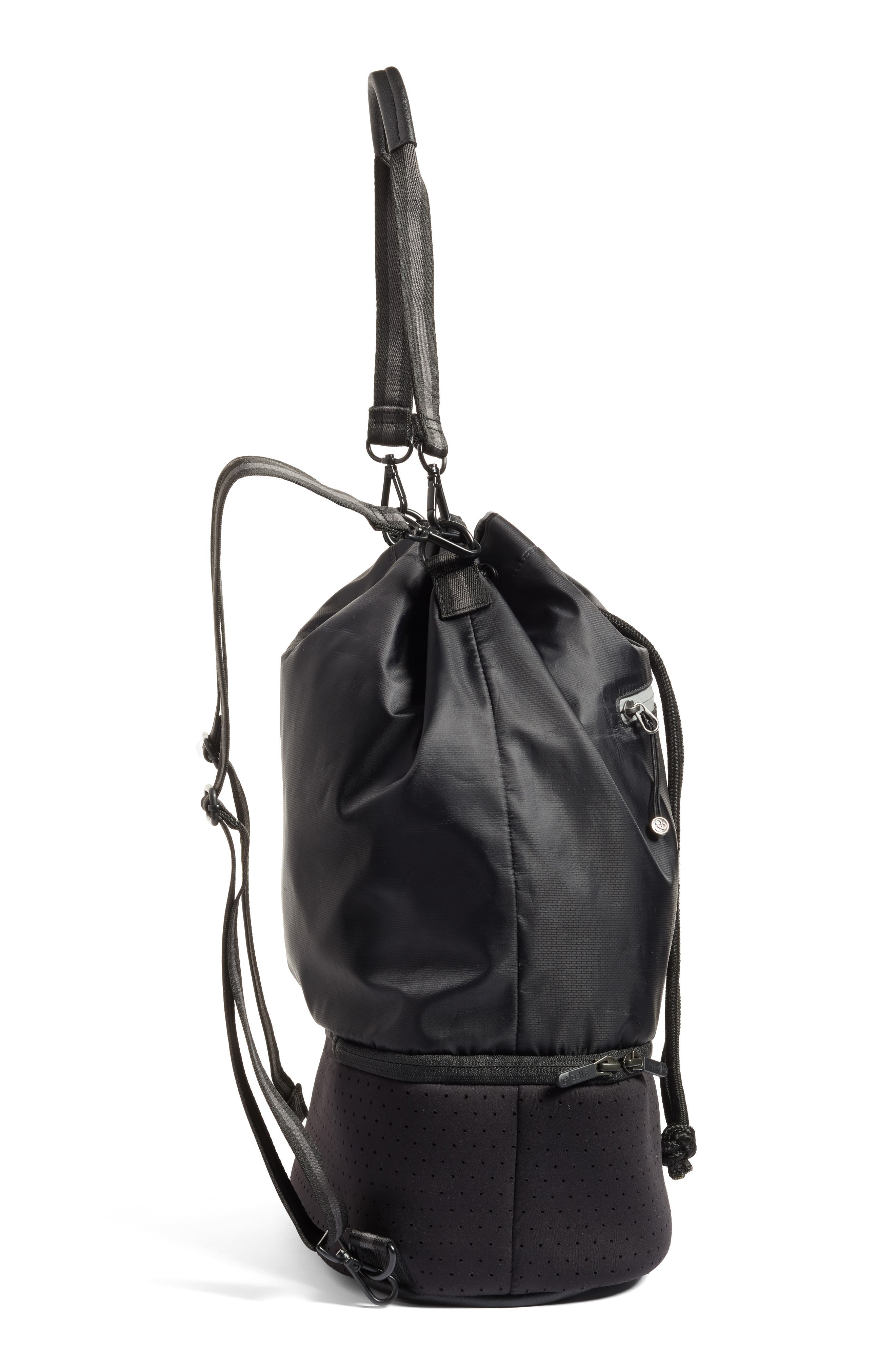 Alternate Image 4  - Zella Convertible Backpack
