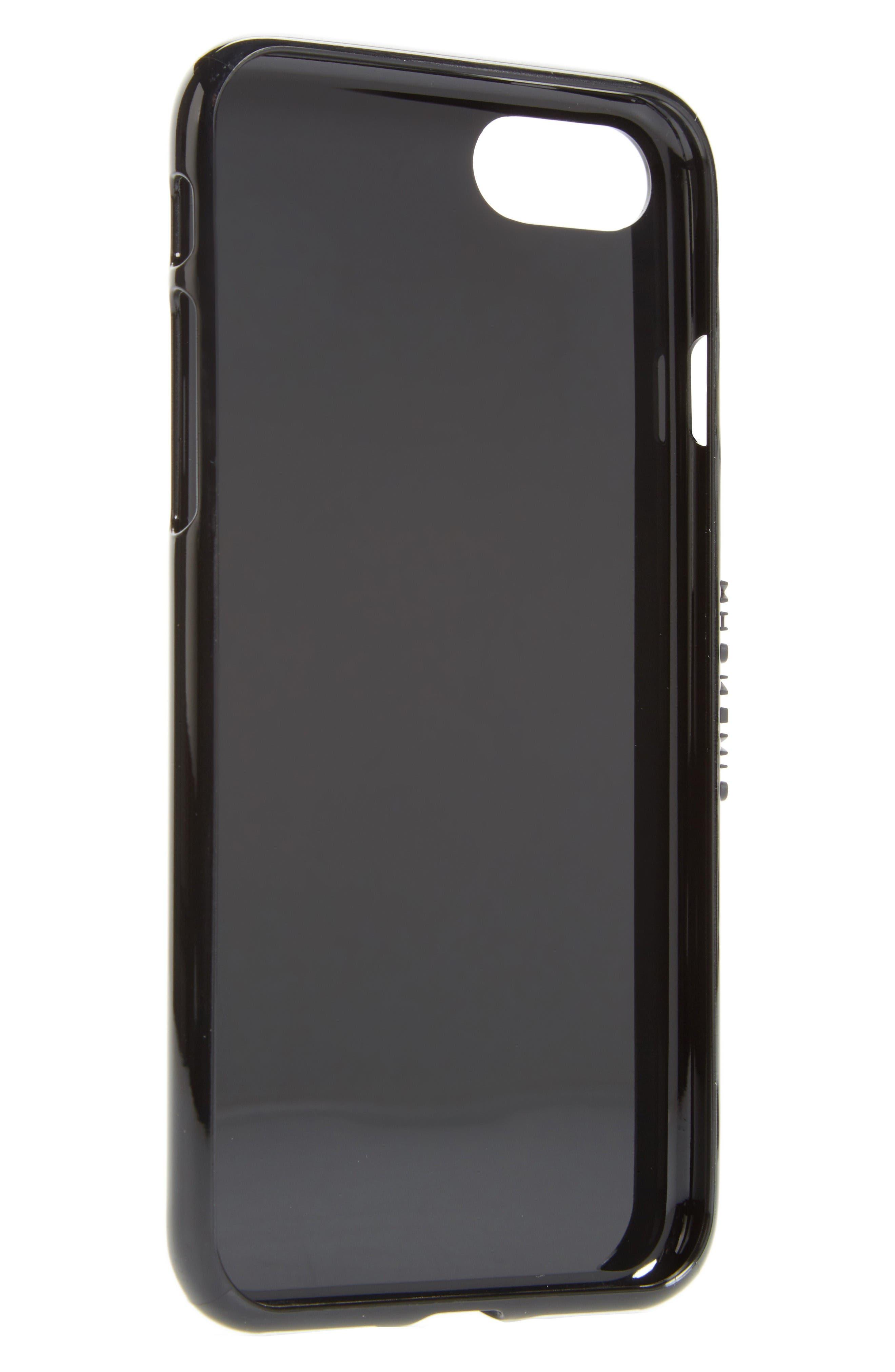Alternate Image 2  - Givenchy Logo iPhone 7 Case
