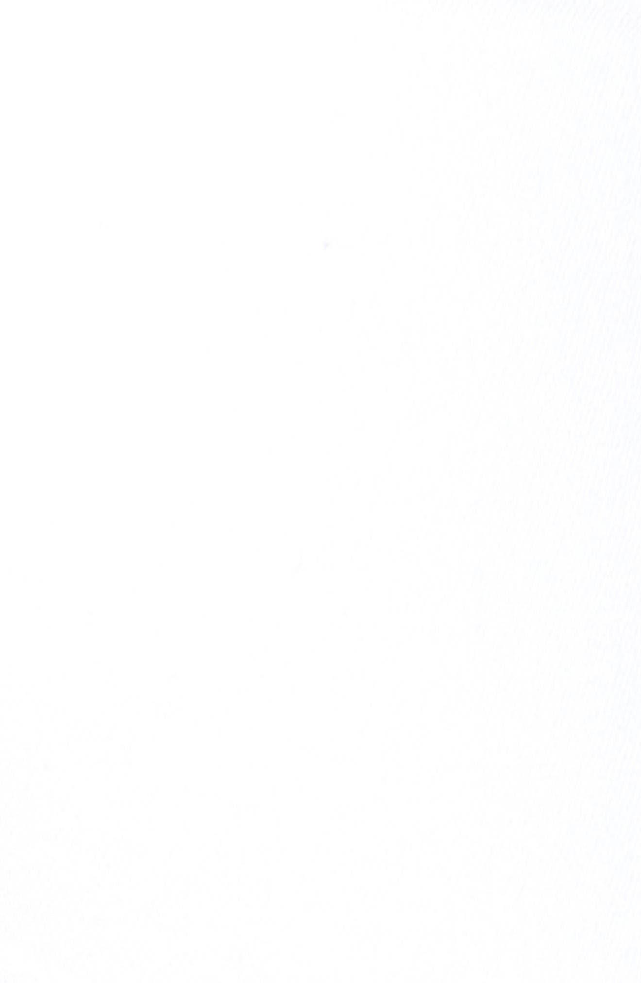 Alternate Image 5  - KUT from the Kloth Gidget Denim Shorts (Optic White)