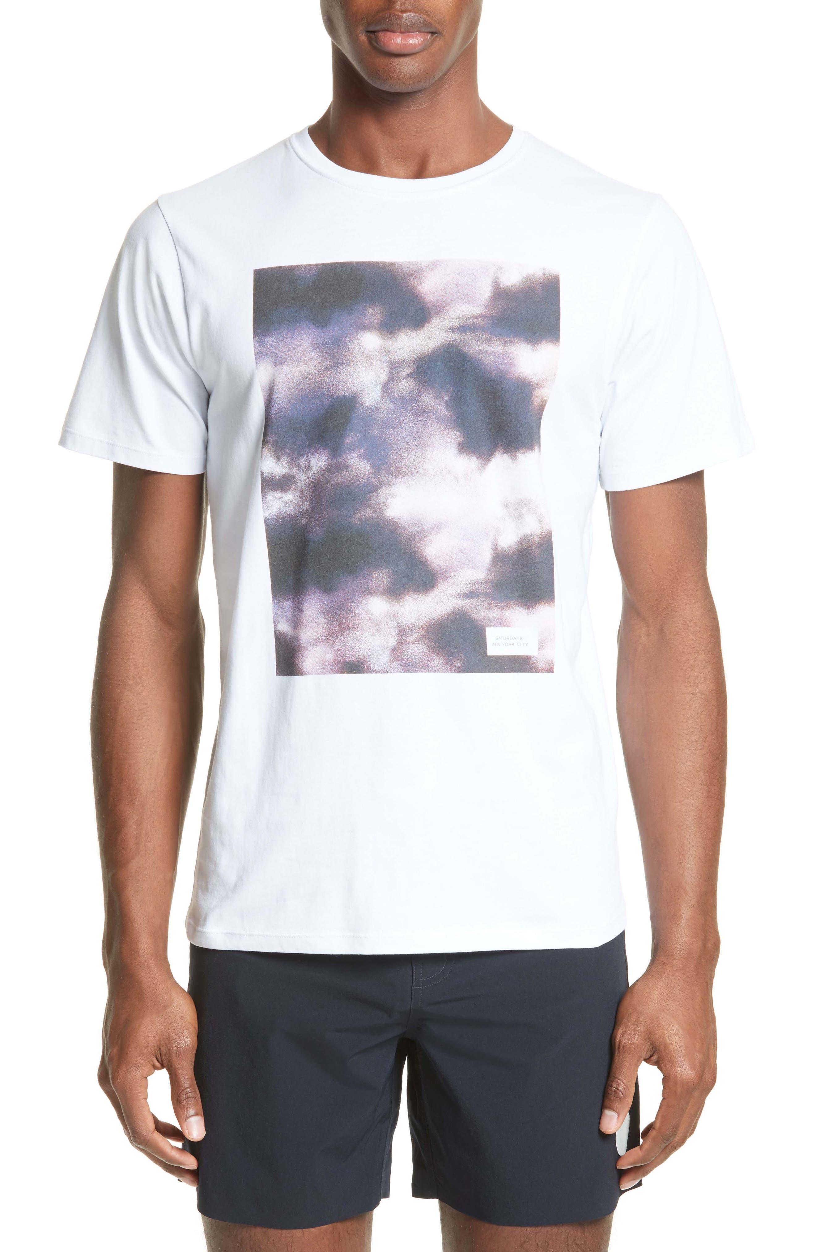 Alternate Image 1 Selected - Saturdays NYC T-Shirt