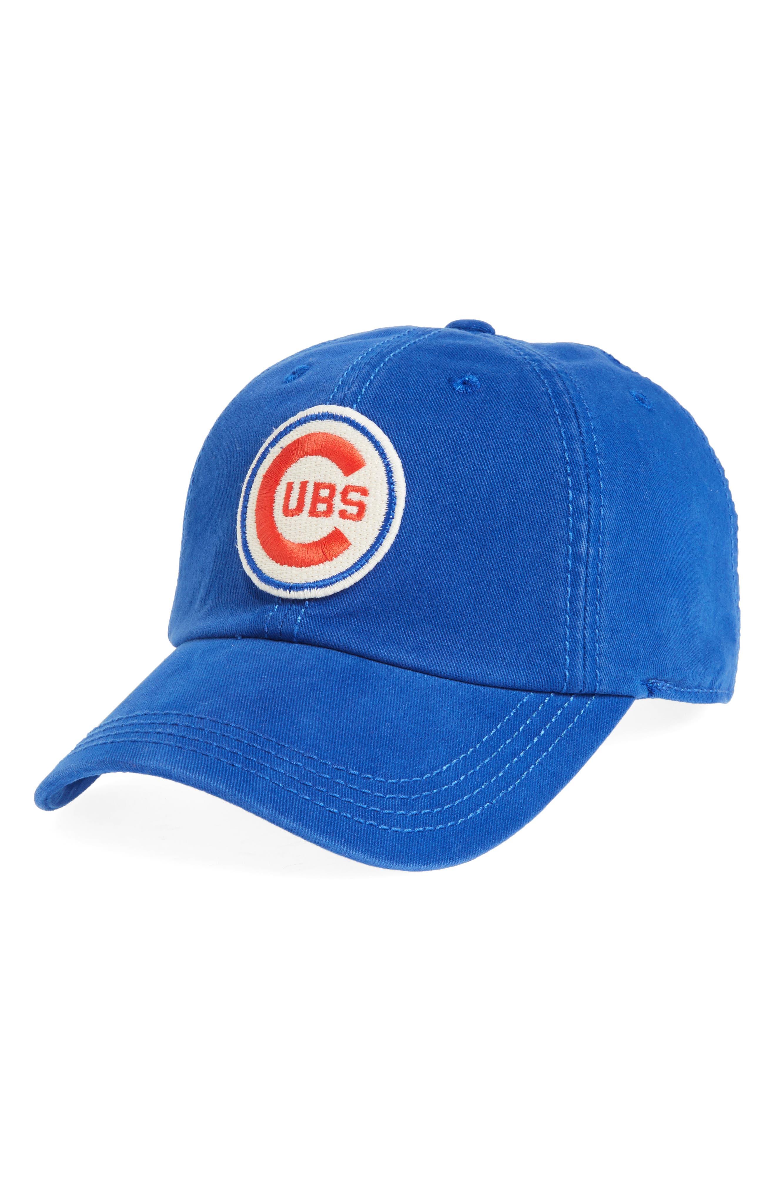 American Needle New Timer Chicago Cubs Snapback Baseball Cap