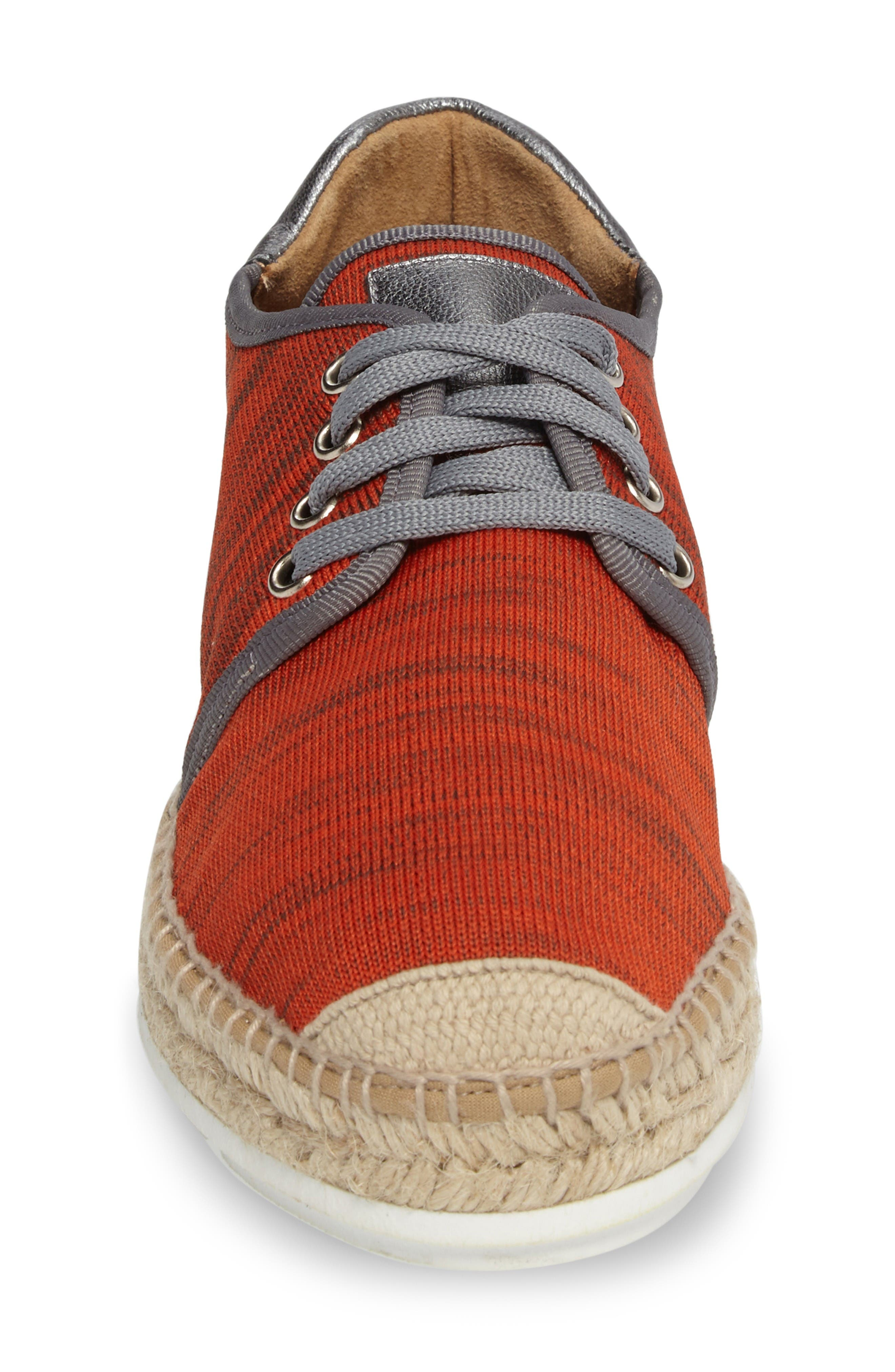 Alternate Image 4  - Bettye Muller Newport Mesh Espadrille Sneaker (Women)