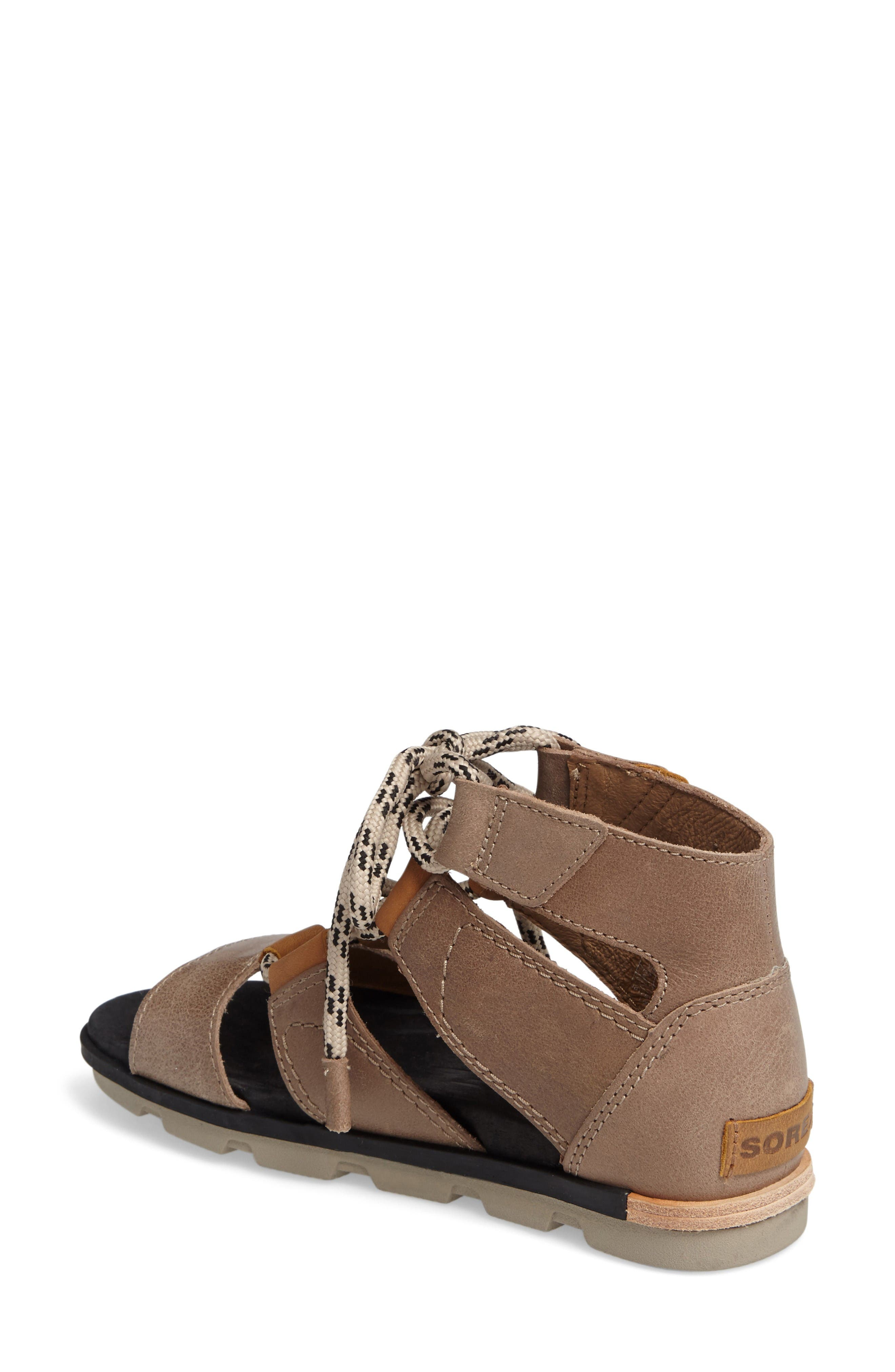 Alternate Image 2  - SOREL 'Torpeda' Lace-Up Sandal (Women)