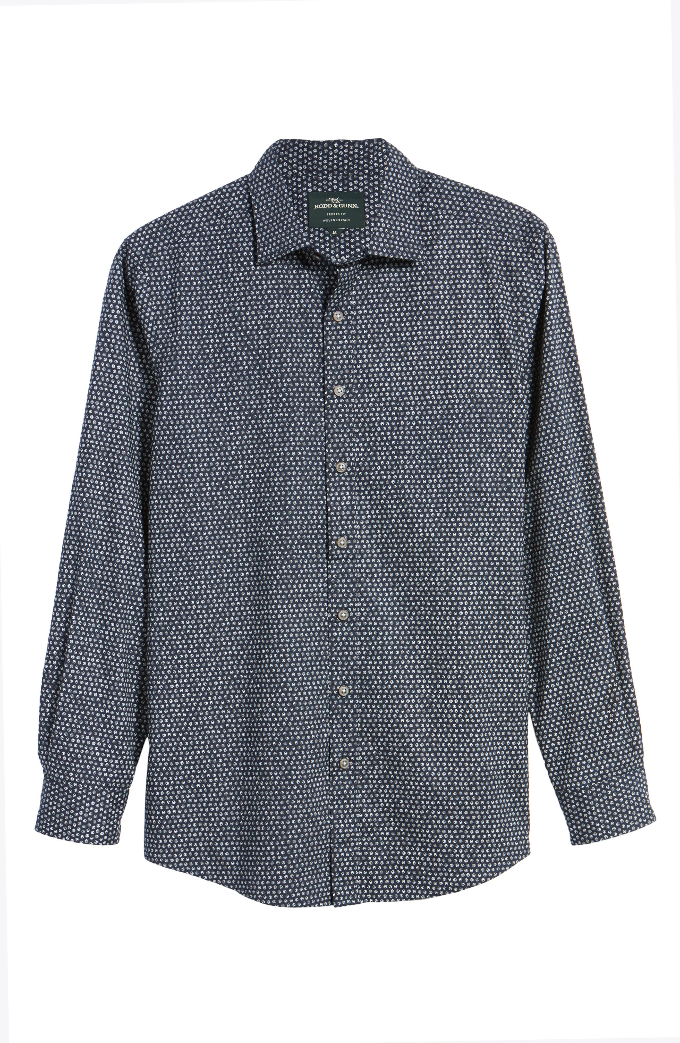Alternate Image 6  - Rodd & Gunn Swinford Sports Fit Sport Shirt