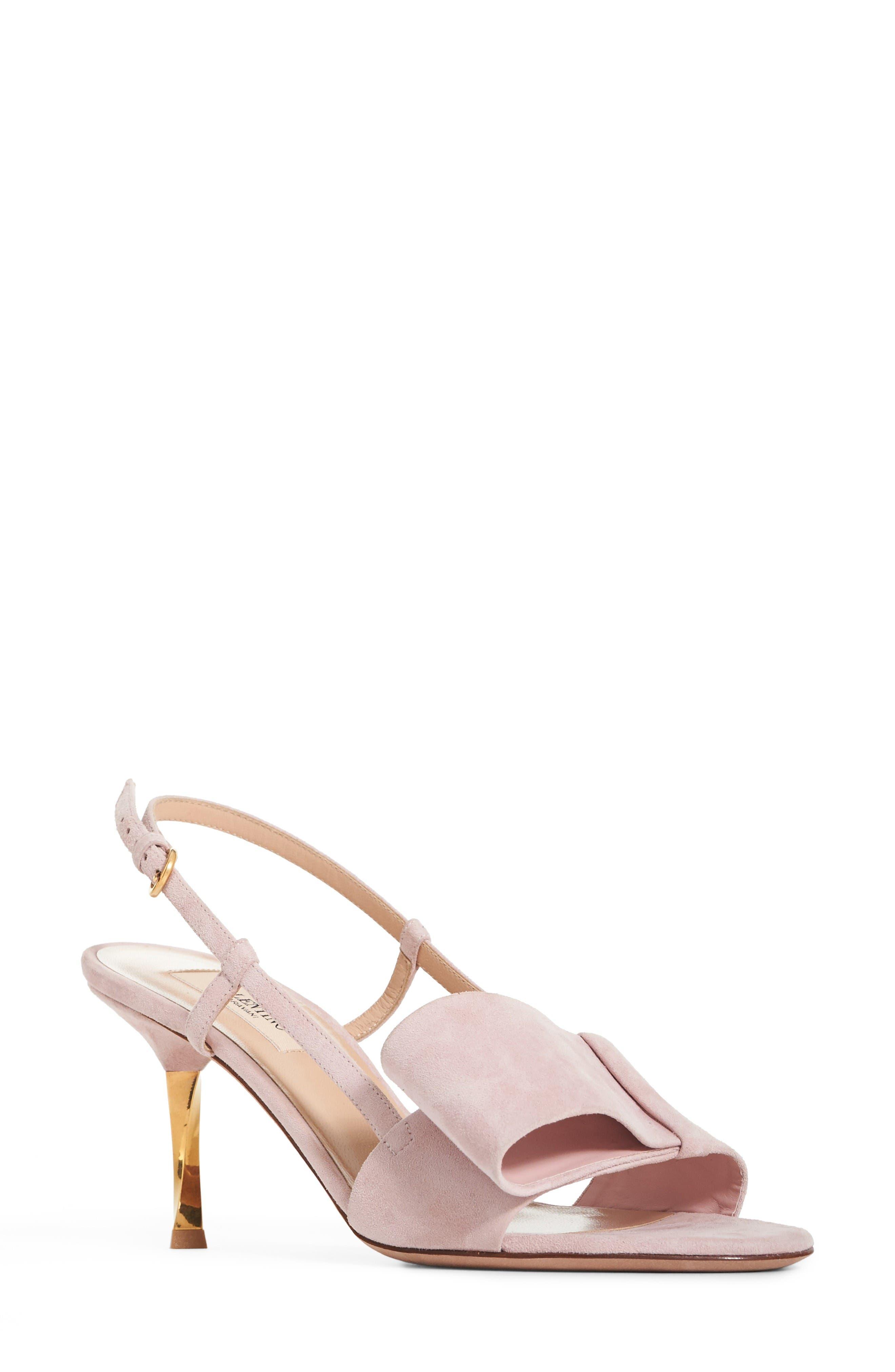 VALENTINO GARAVANI Bowow Slingback Sandal (Women)