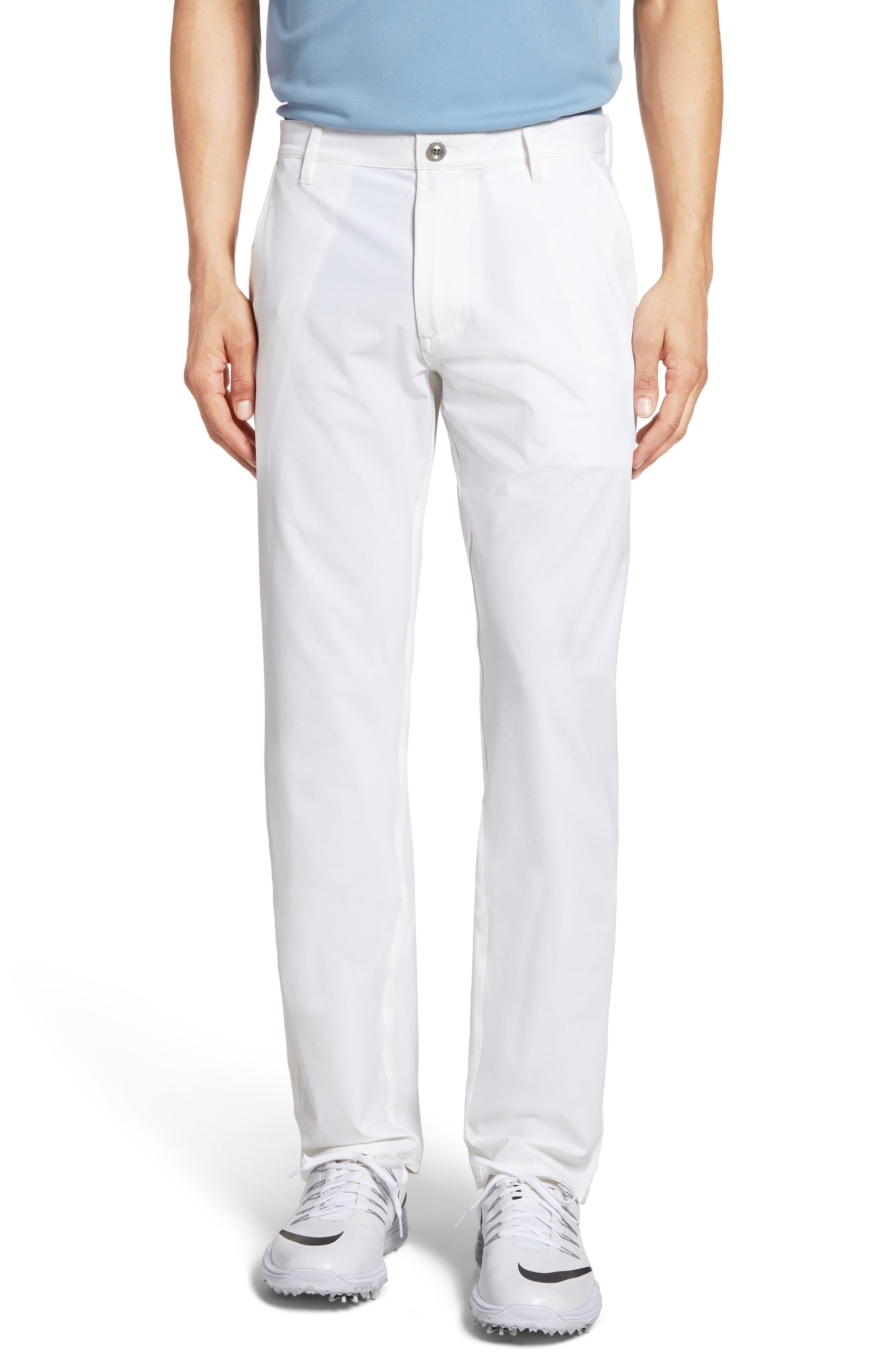 The Graduate Trousers,                         Main,                         color, Bright White