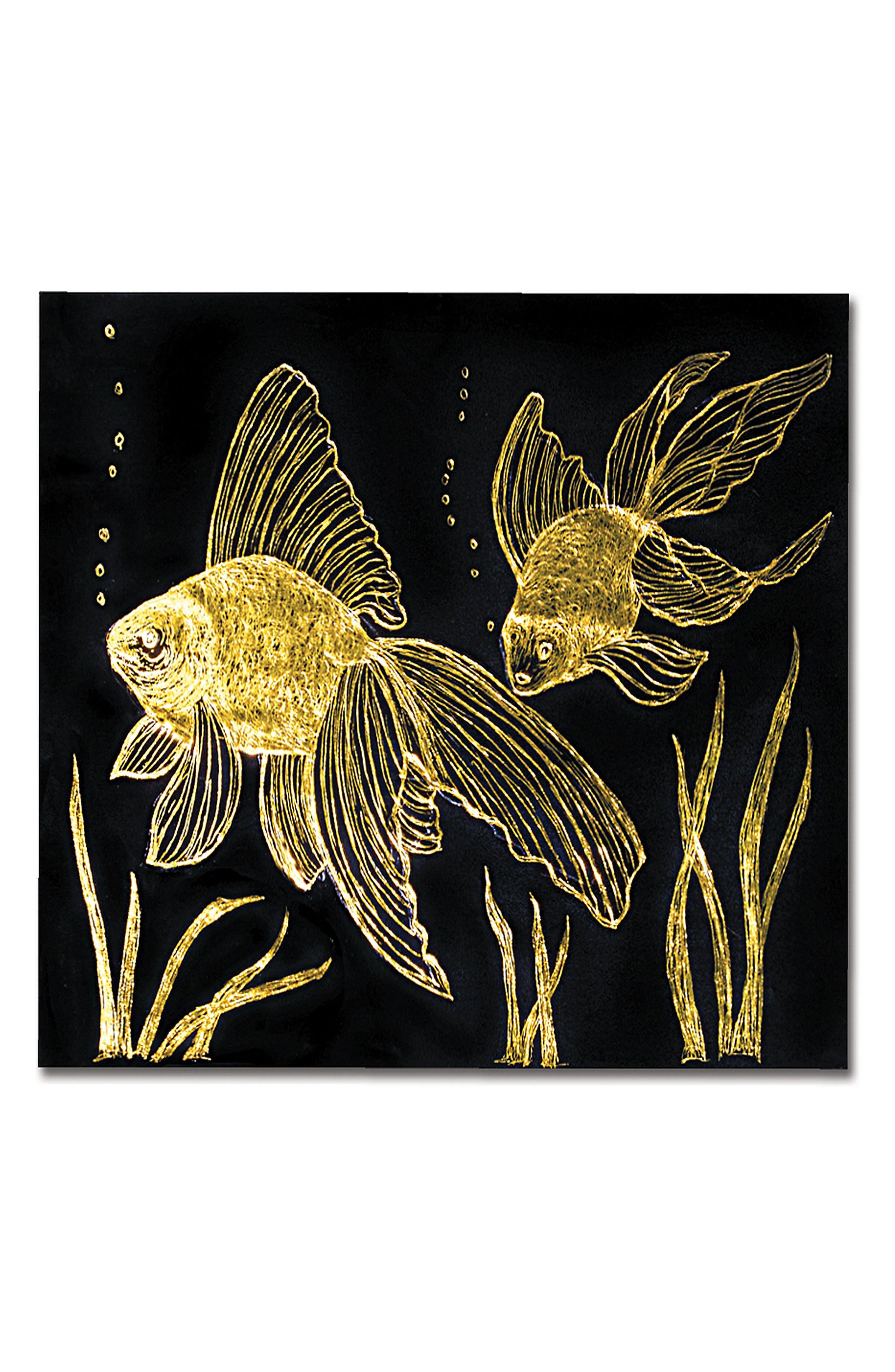 Golden Scratch Board,                             Main thumbnail 1, color,                             Multi