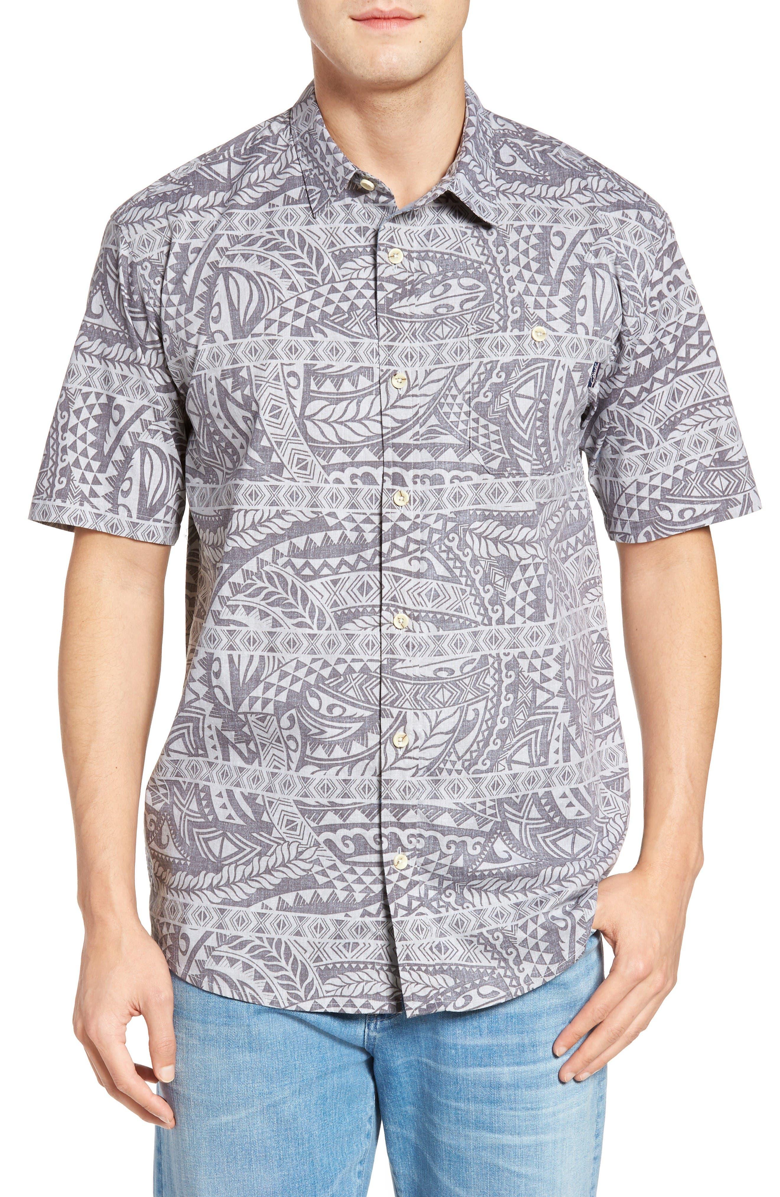West Winds Sport Shirt,                         Main,                         color, Rock