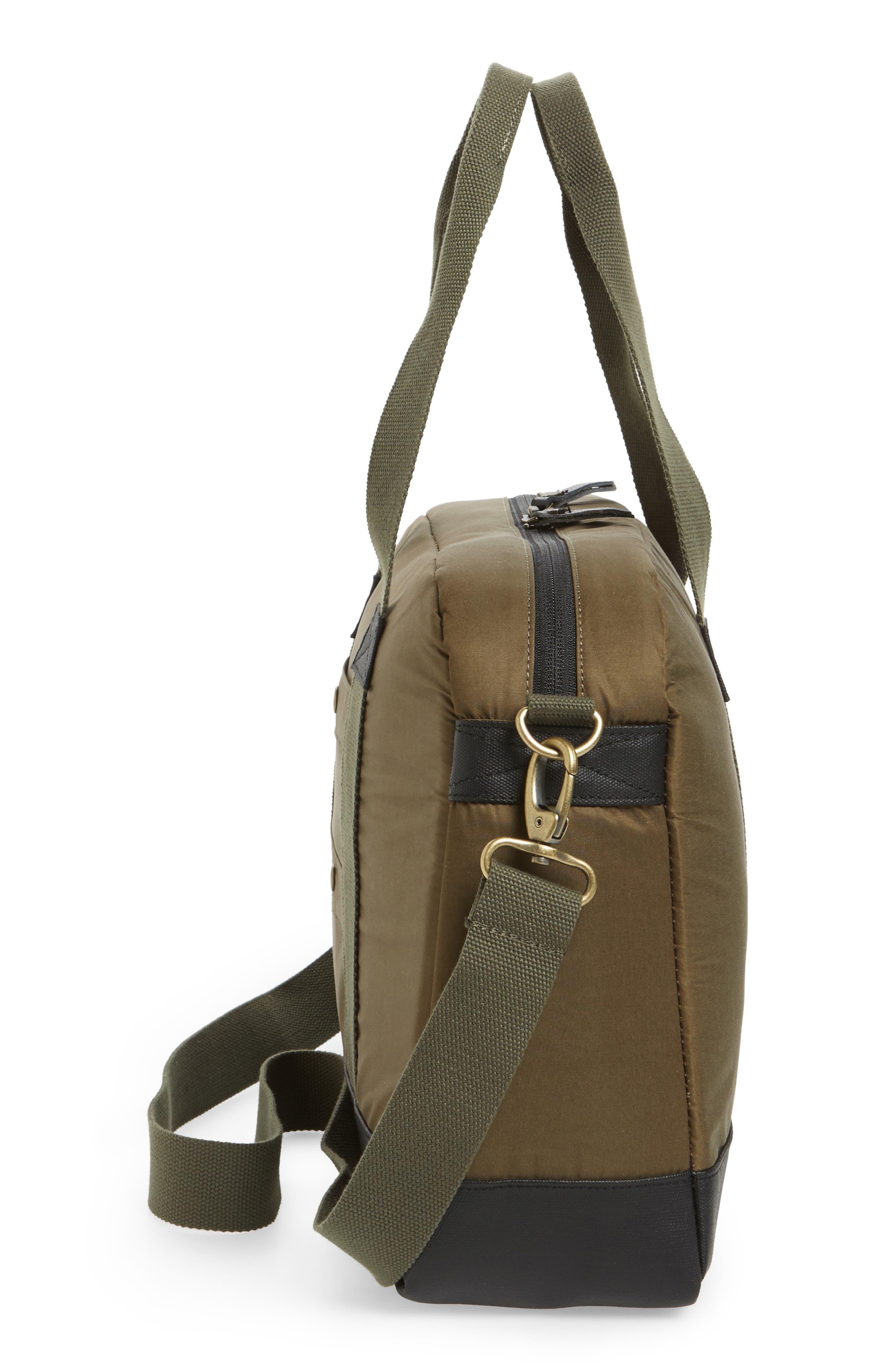 Alternate Image 5  - HEX Laptop Duffel Bag