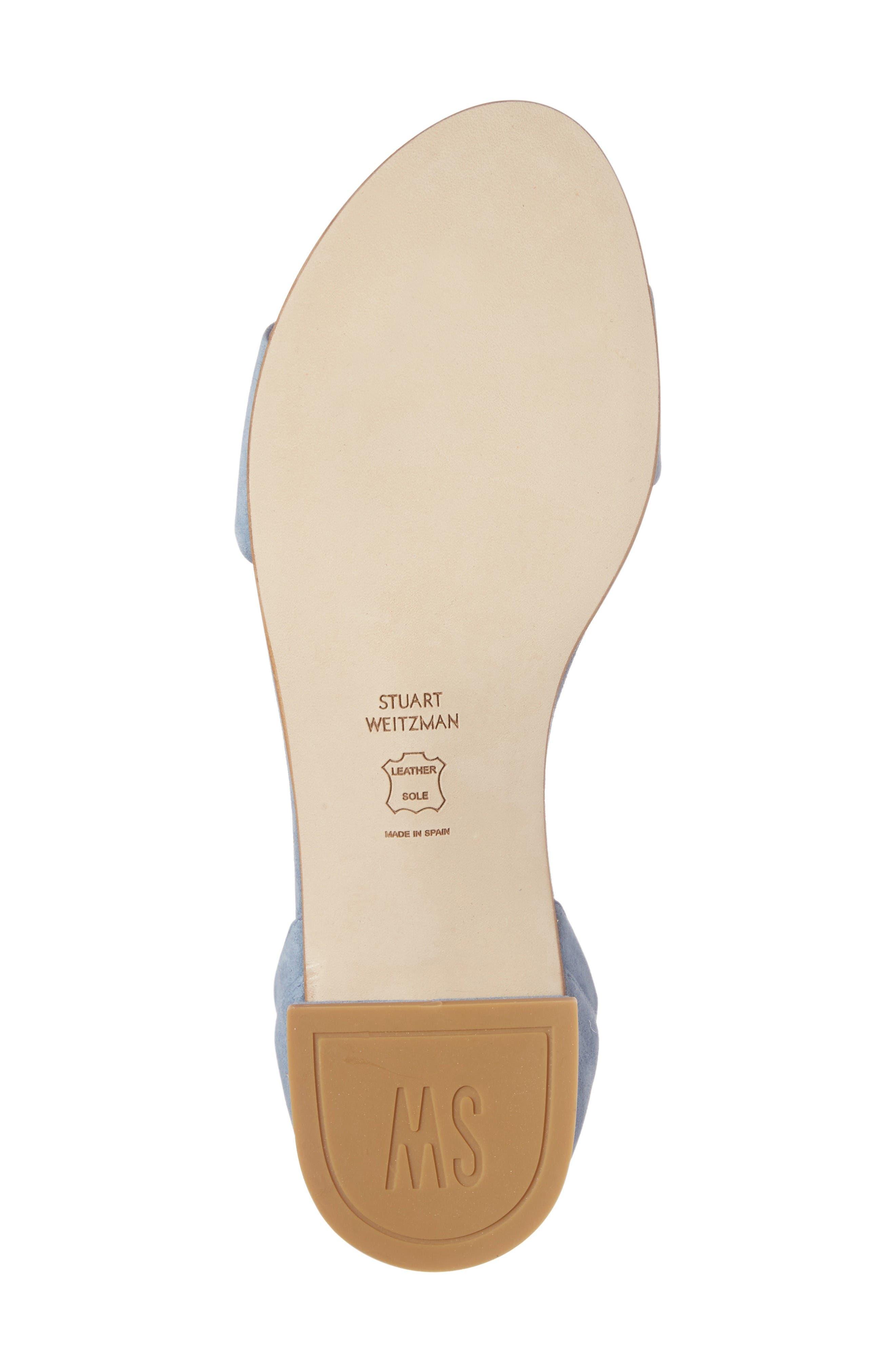 Alternate Image 5  - Stuart Weitzman Corbata Sandal (Women)