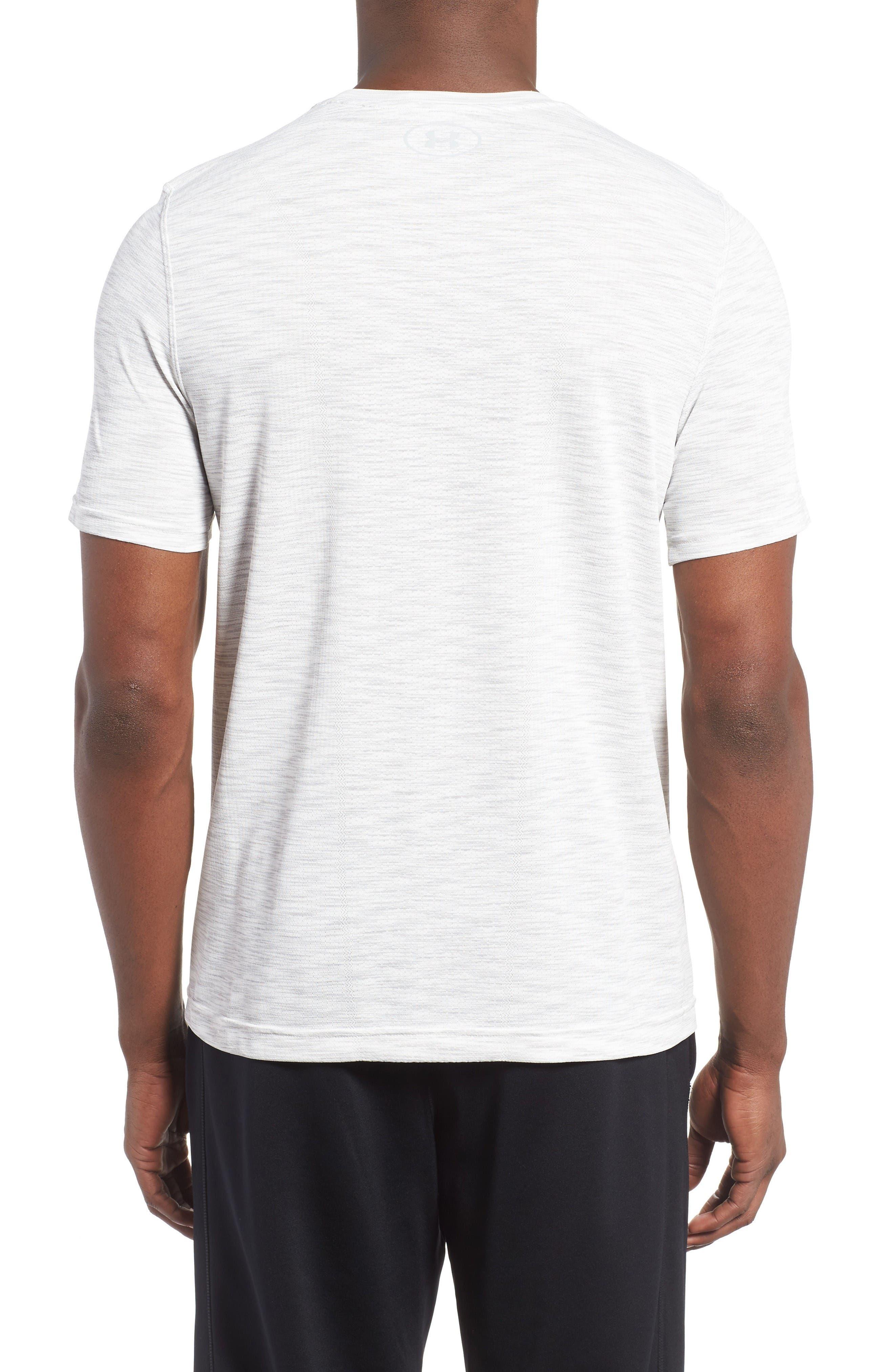 Threadborne Regular Fit T-Shirt,                             Alternate thumbnail 2, color,                             White
