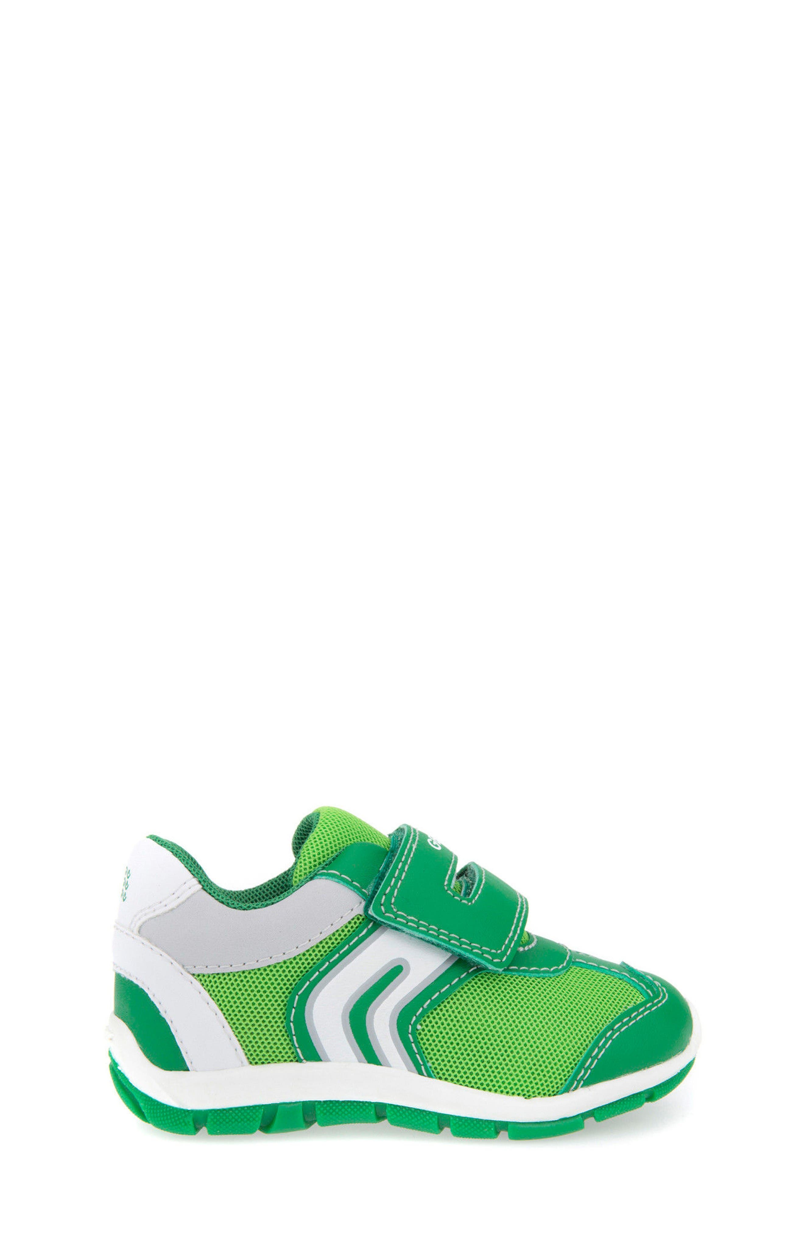 'Shaax 9' Sneaker,                             Alternate thumbnail 3, color,                             Green