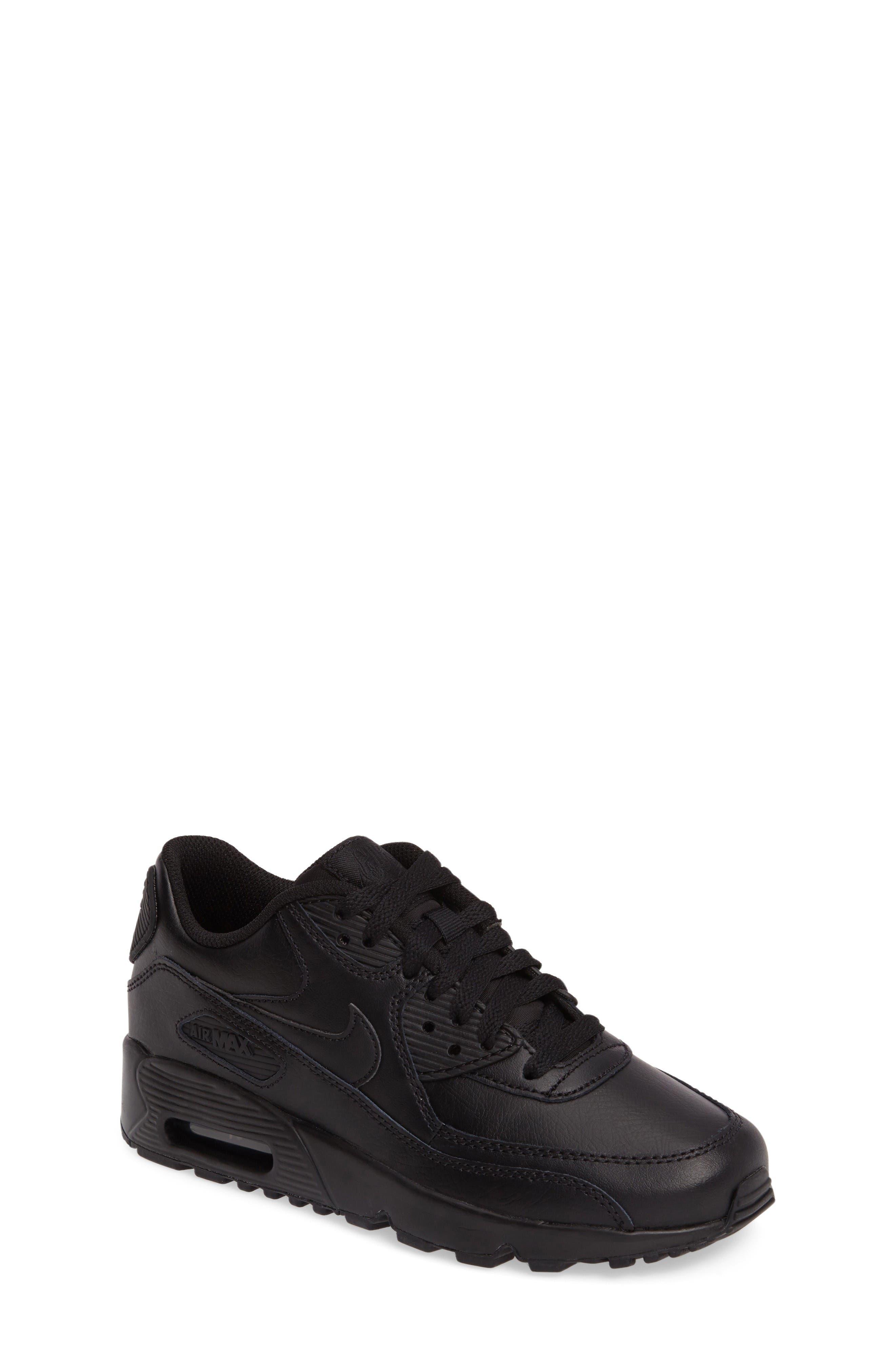 Alternate Image 1 Selected - Nike Air Max 90 Sneaker (Big Kid)