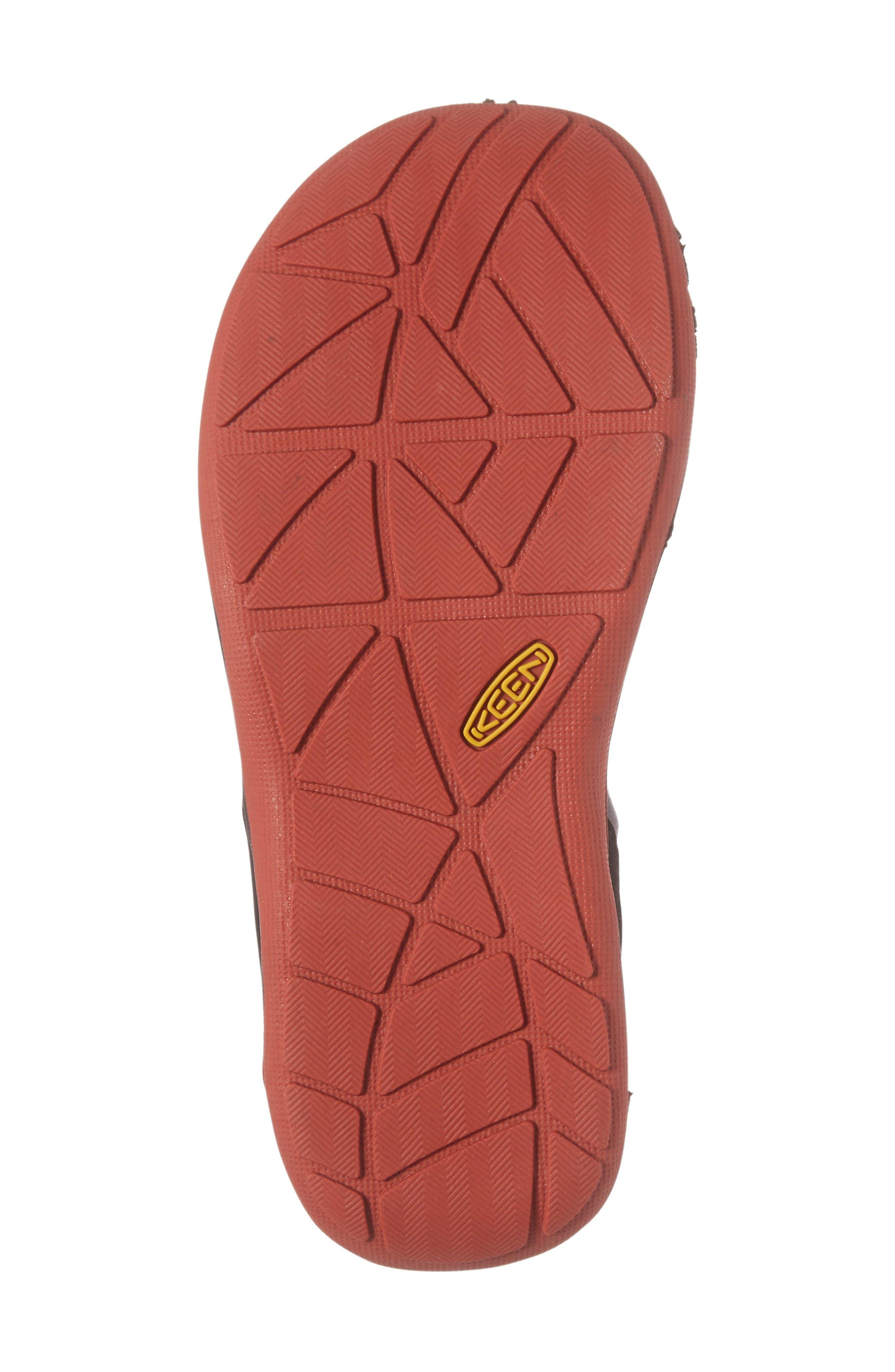 Jasper Sneaker,                             Alternate thumbnail 6, color,                             Magnet