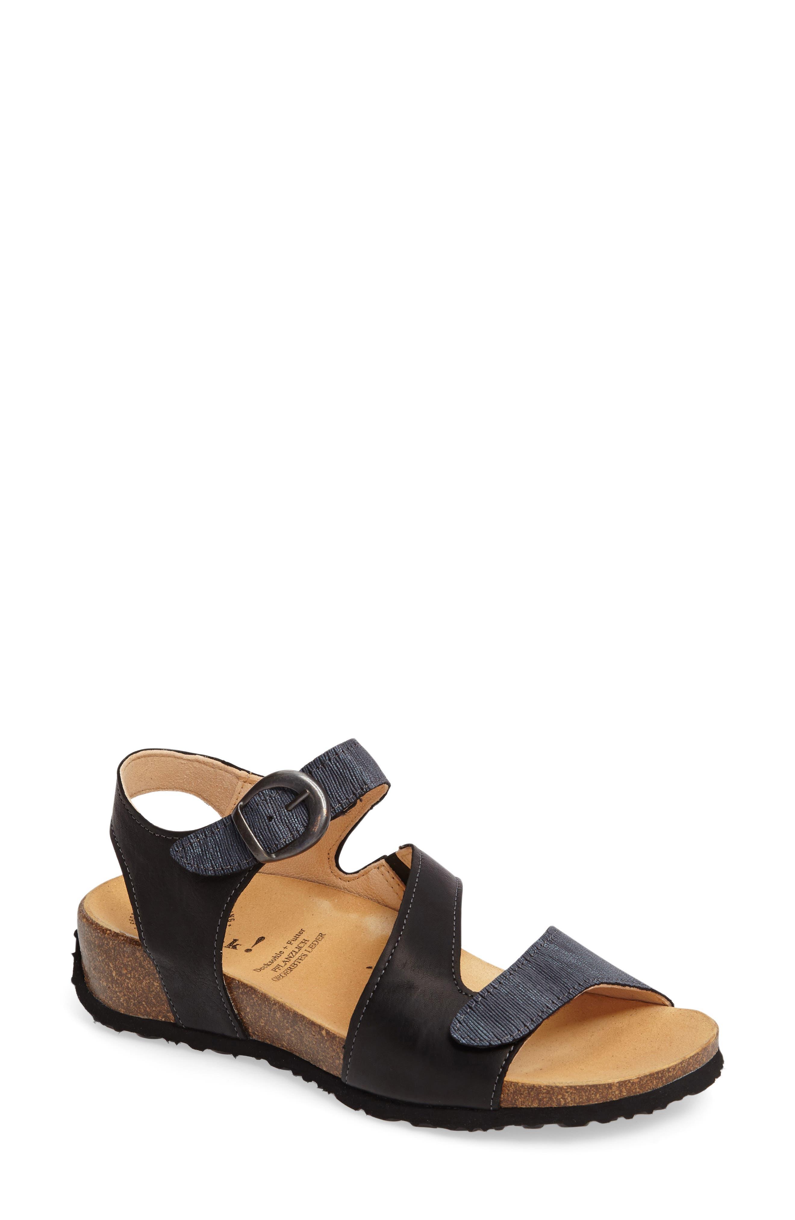 Alternate Image 1 Selected - Think! Mizzi Sandal (Women)