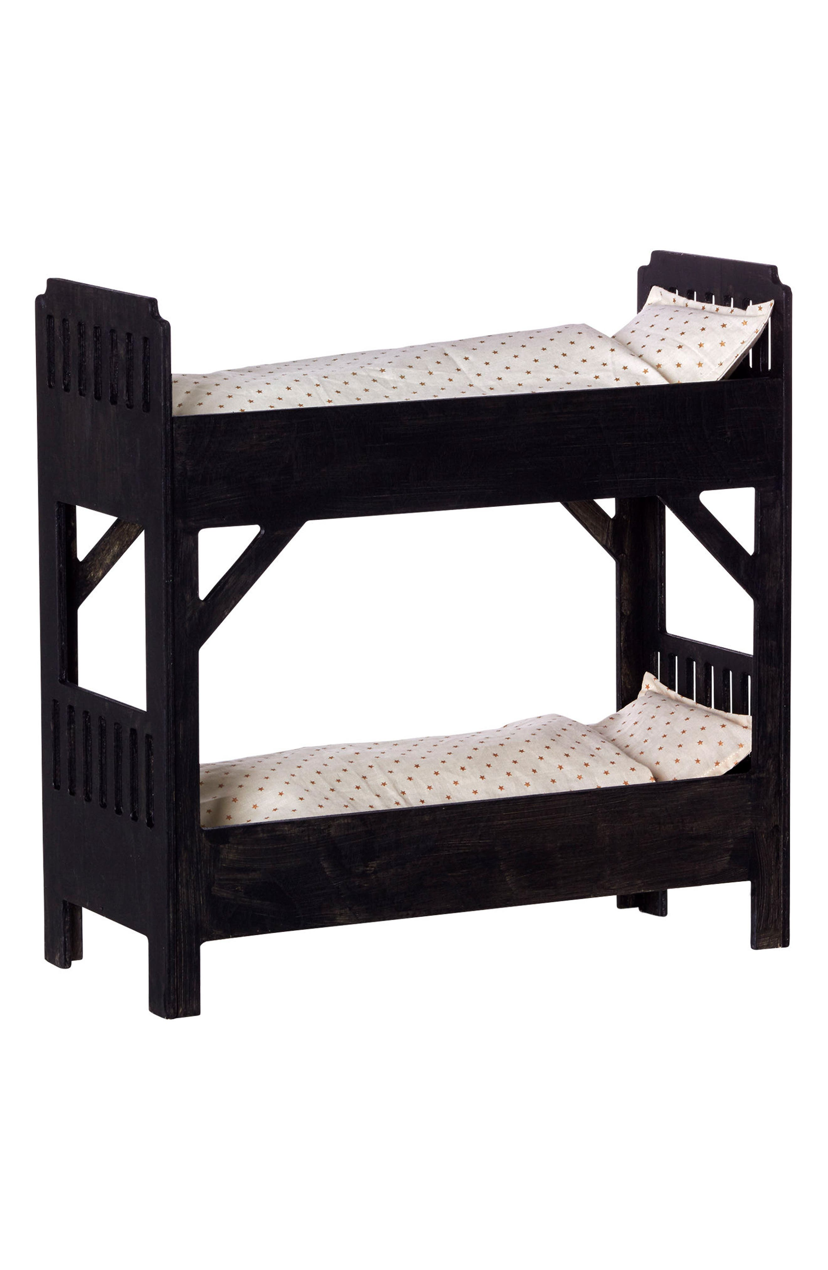 Alternate Image 1 Selected - Maileg Large Wooden Doll Bunk Bed