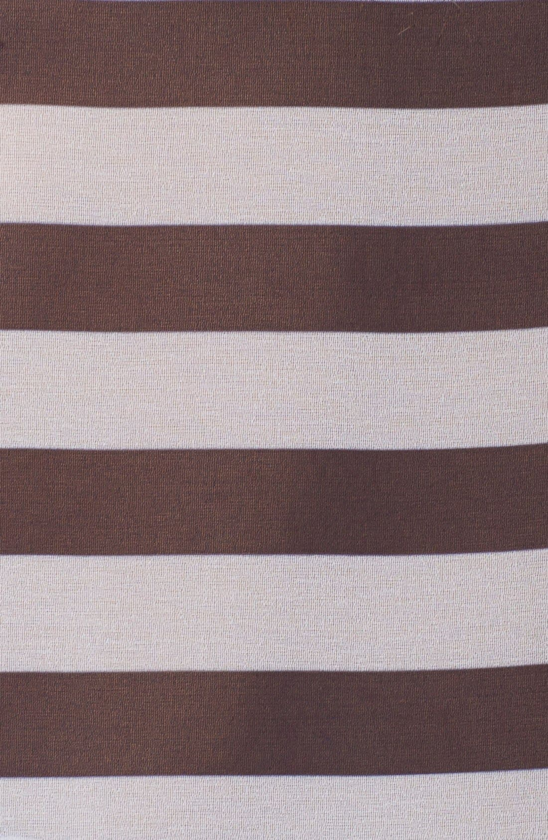 Alternate Image 3  - Ted Baker London Stripe Cover-Up Tunic