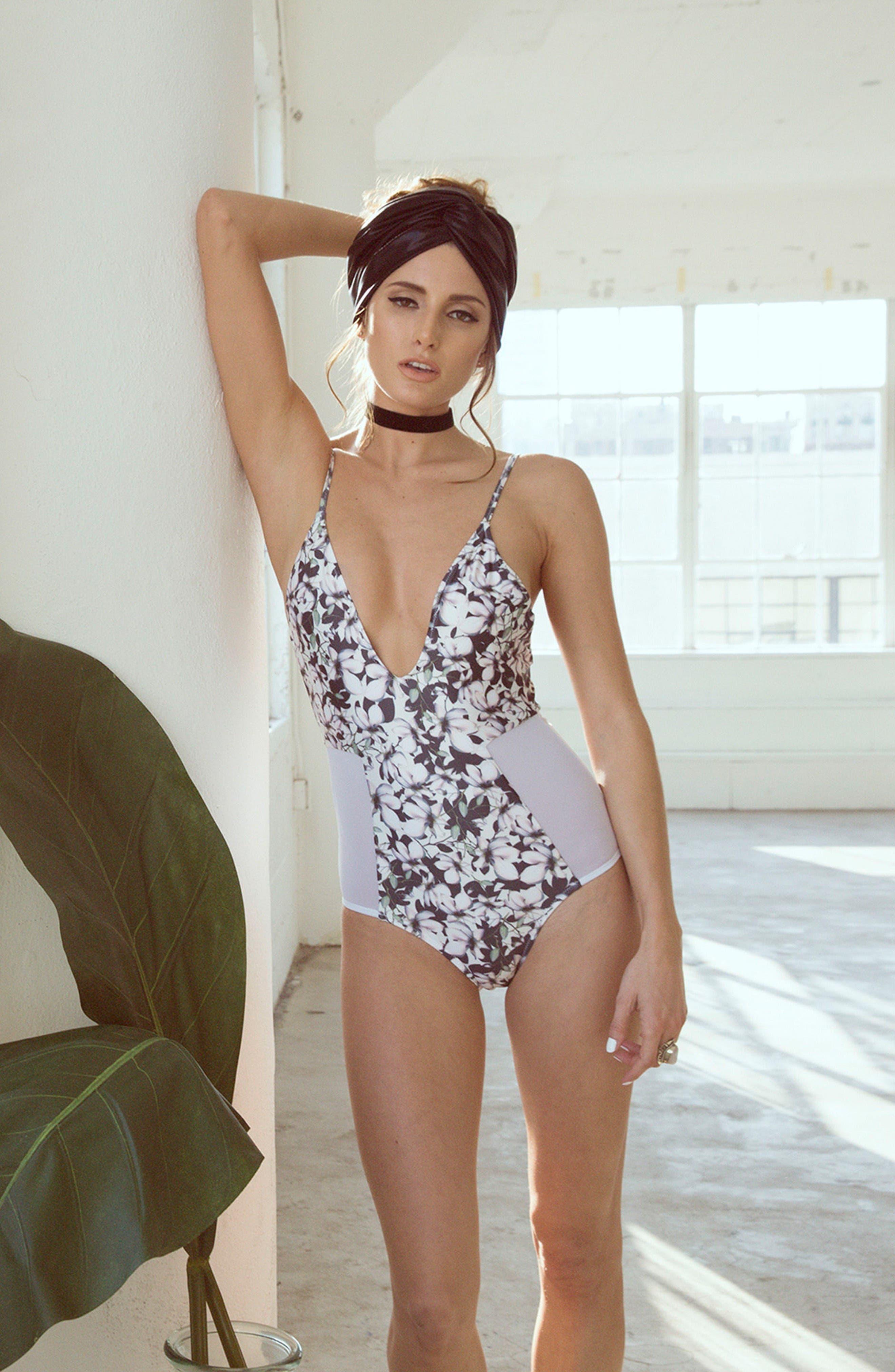 Alternate Image 2  - Lira Clothing Lucia One-Piece Swimsuit