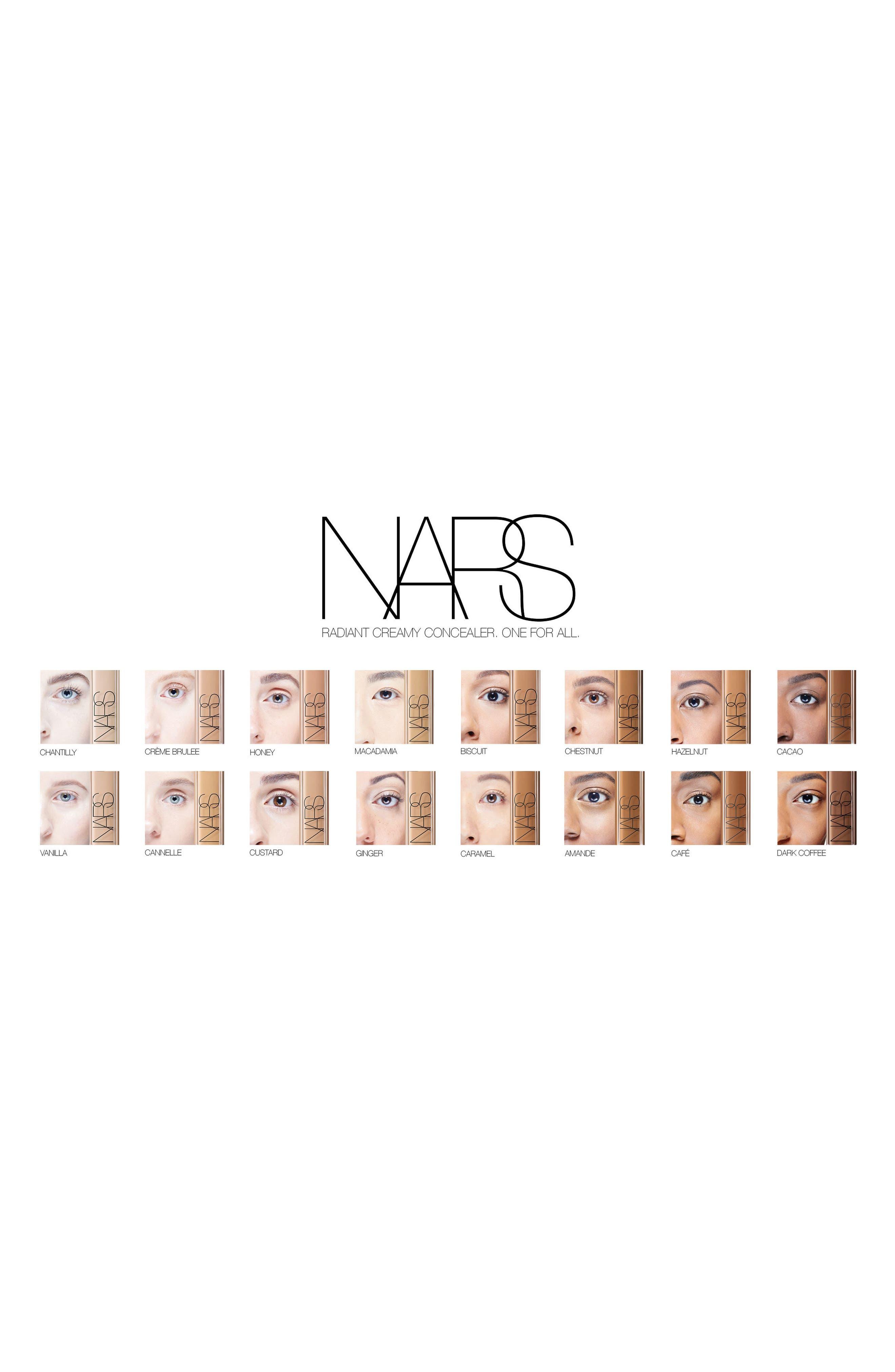 Alternate Image 4  - NARS Radiant Creamy Concealer