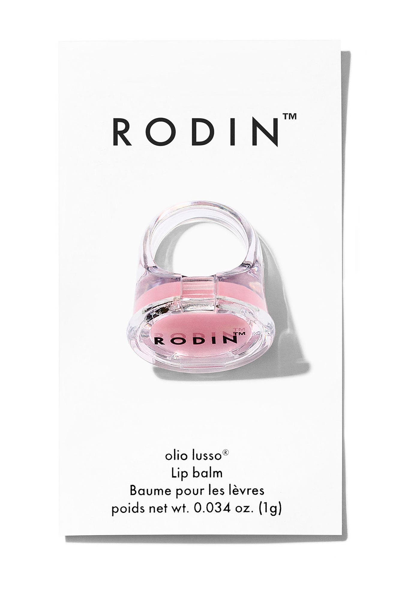 Alternate Image 5  - RODIN olio lusso Lip Balm Ring
