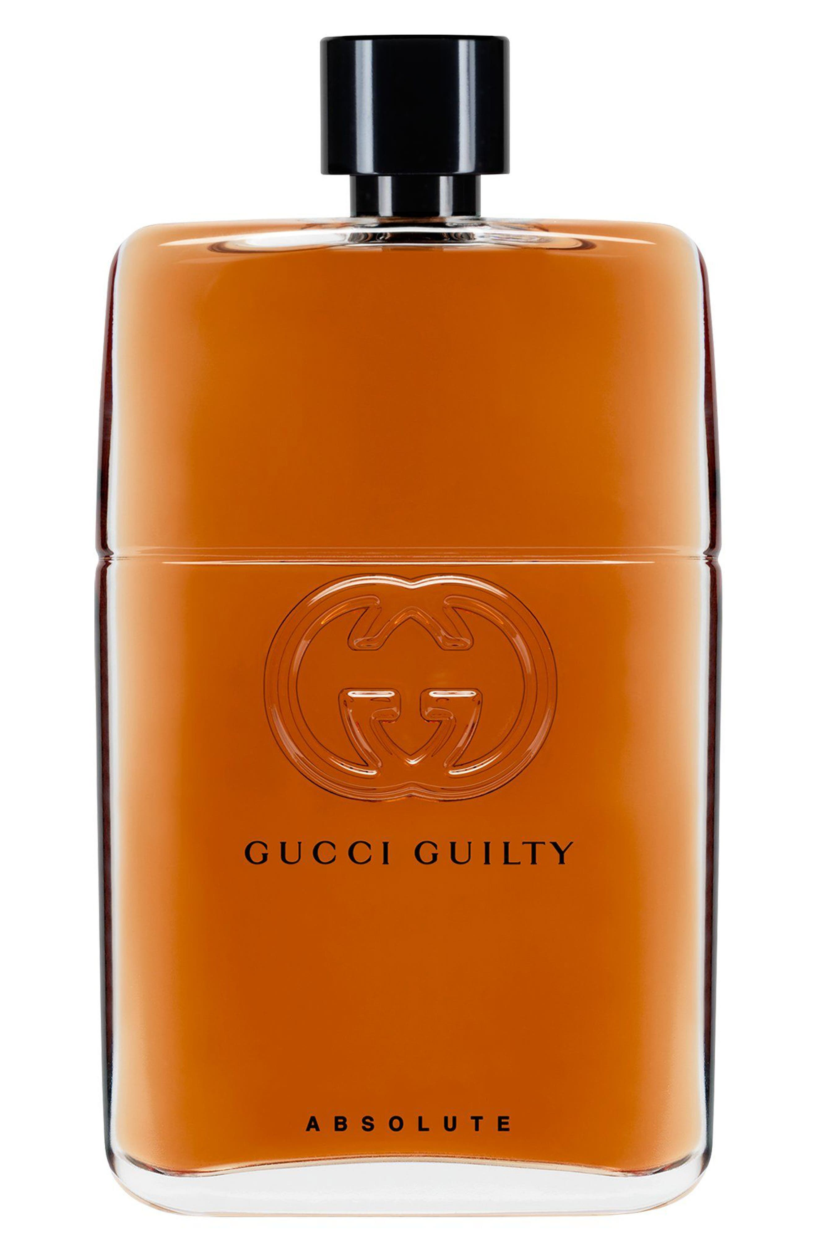 Guilty Absolute Pour Homme Eau de Parfum,                             Main thumbnail 1, color,                             No Color