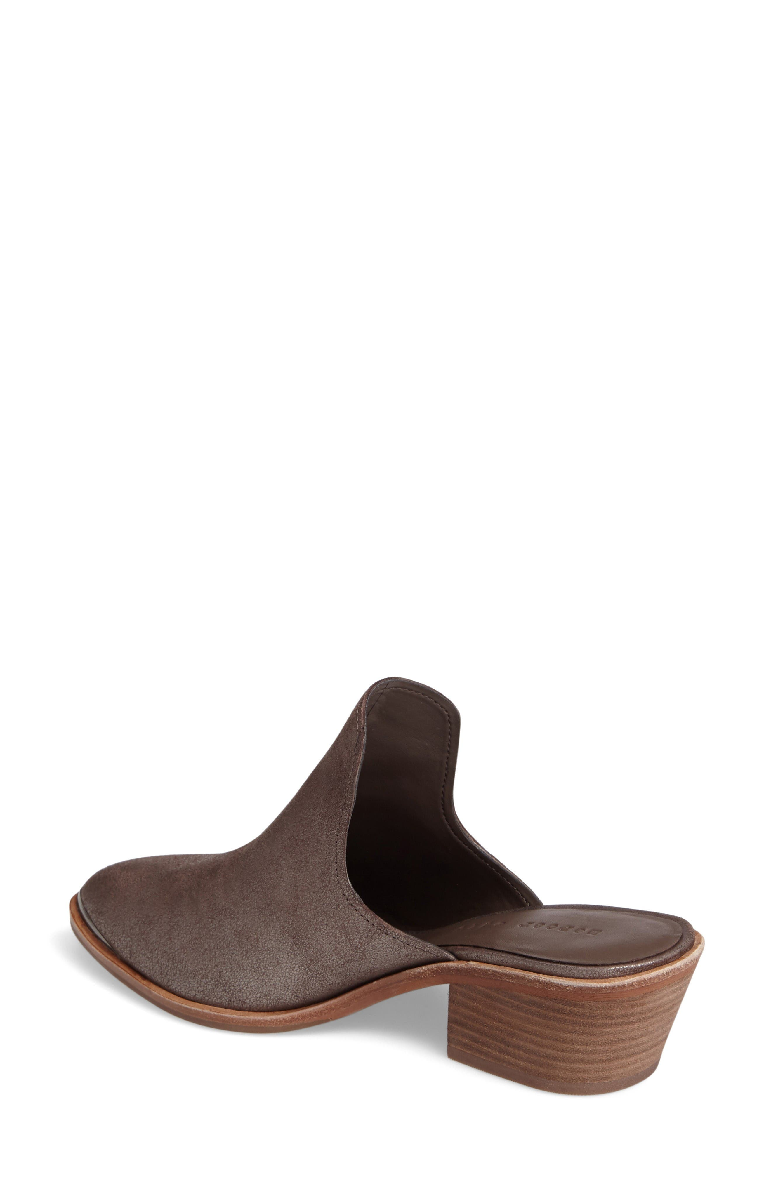 Layitonme Mule,                             Alternate thumbnail 2, color,                             Bronze Leather