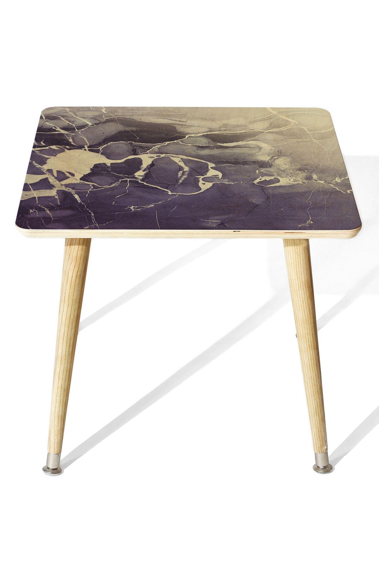 Main Image - Deny Designs Ultramarine Side Table